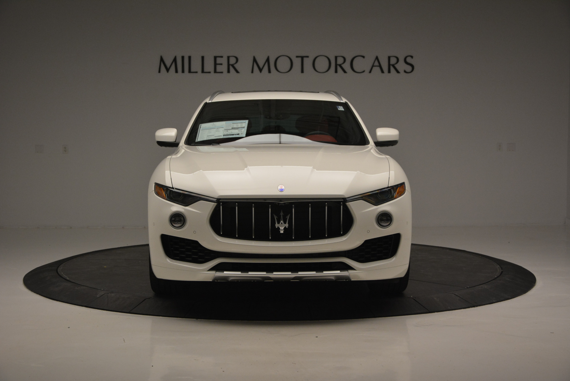New 2017 Maserati Levante  For Sale In Westport, CT 772_p12