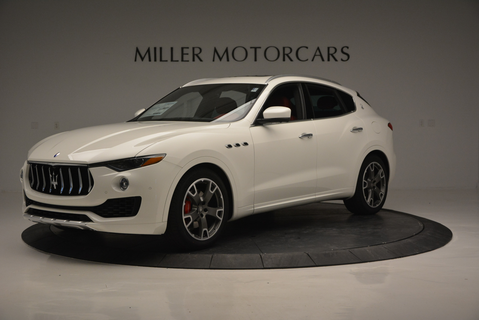 New 2017 Maserati Levante  For Sale In Westport, CT 772_p2
