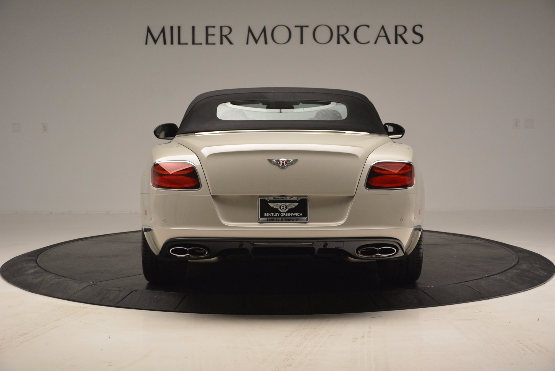 Used 2014 Bentley Continental GT V8 S For Sale In Westport, CT 774_p19