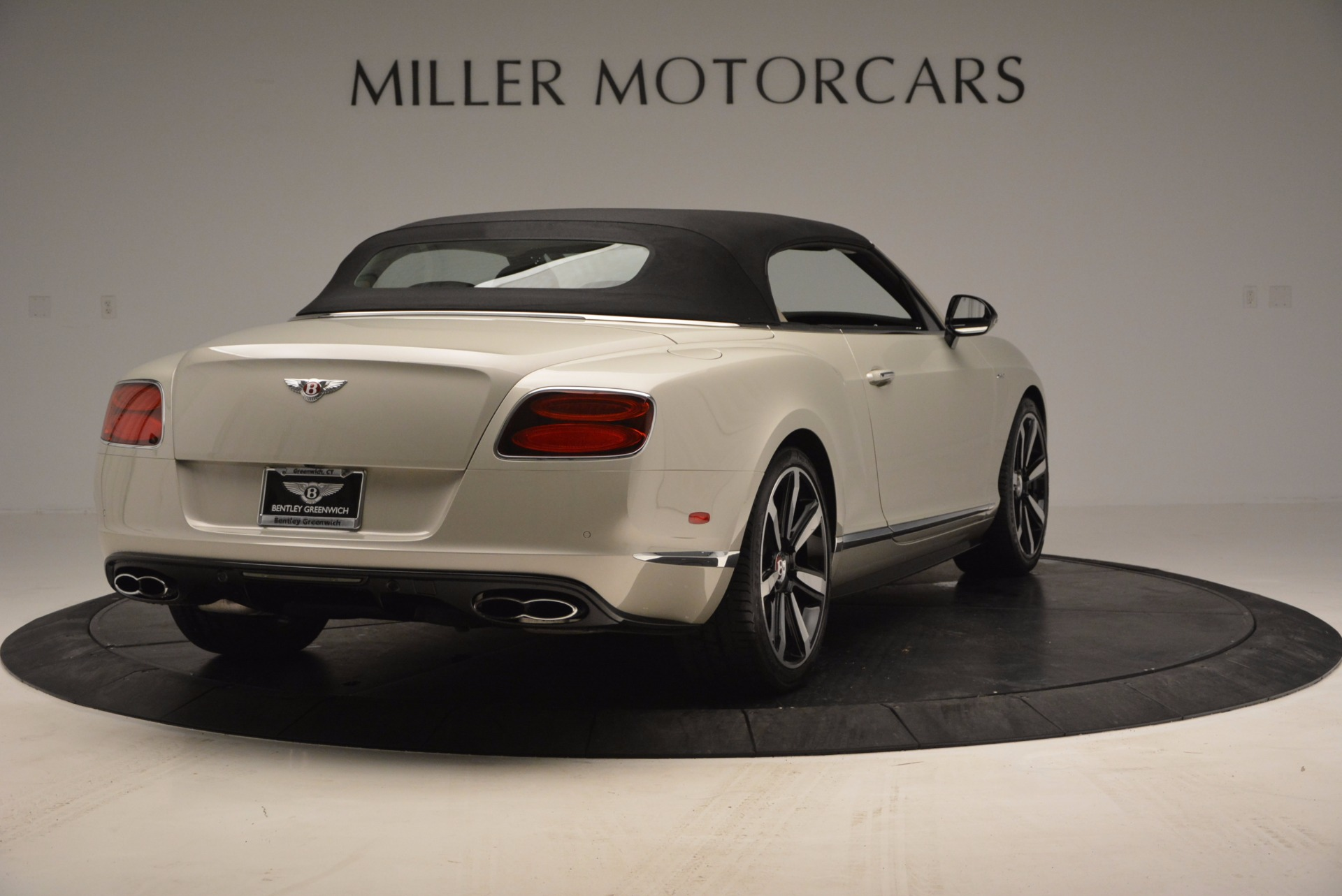 Used 2014 Bentley Continental GT V8 S For Sale In Westport, CT 774_p20