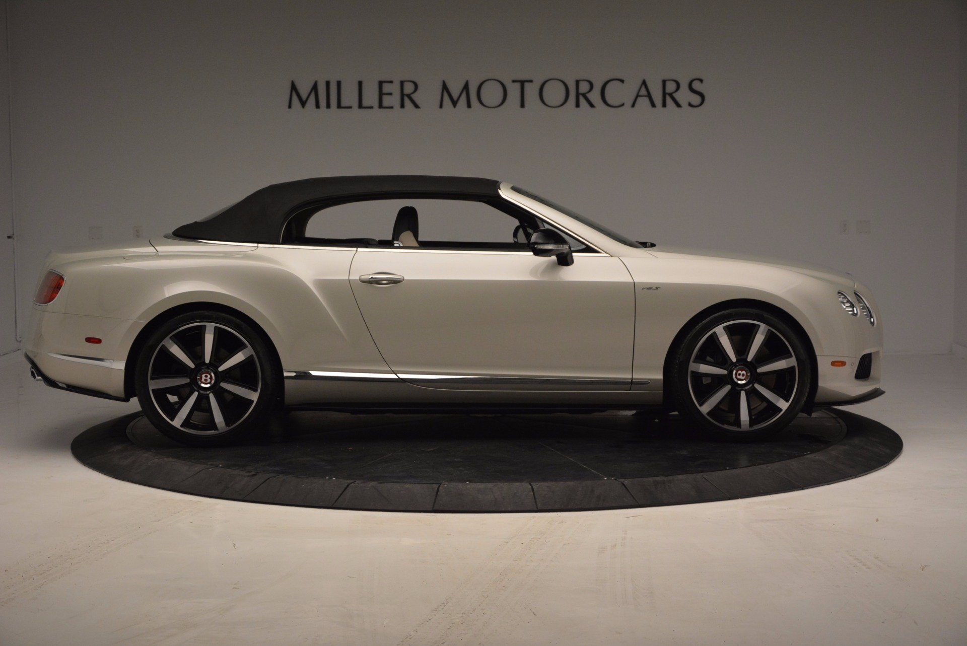 Used 2014 Bentley Continental GT V8 S For Sale In Westport, CT 774_p22