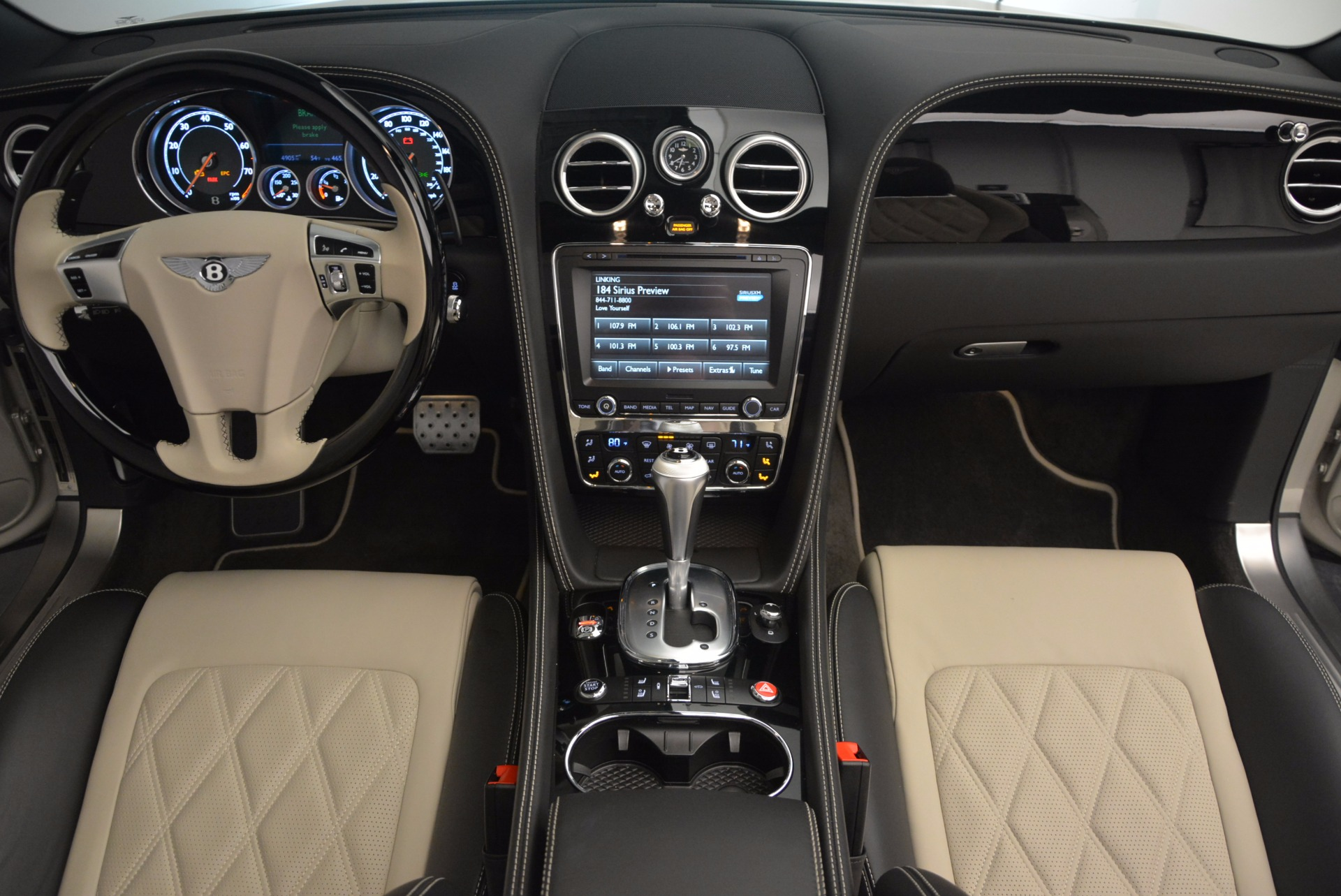 Used 2014 Bentley Continental GT V8 S For Sale In Westport, CT 774_p53