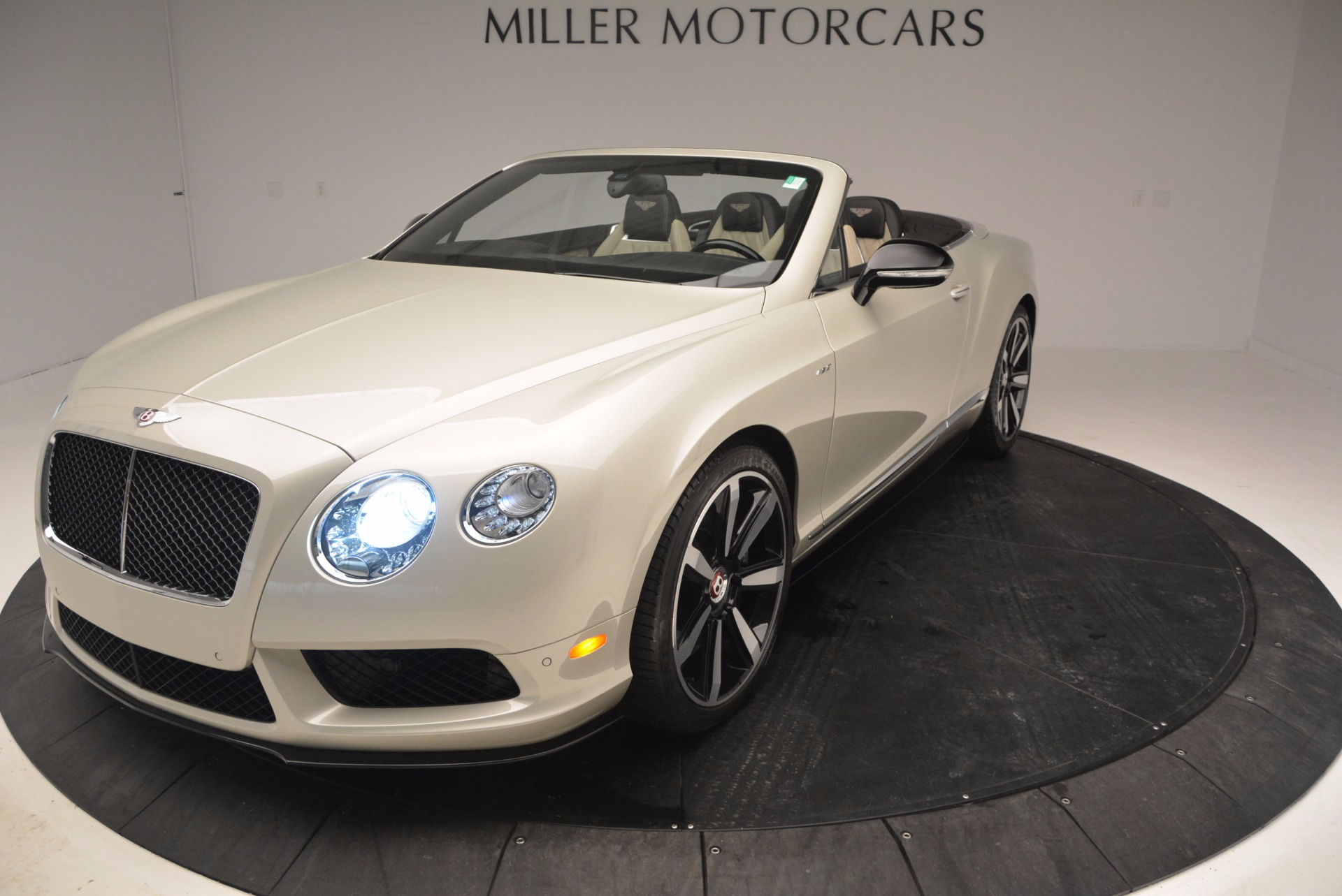 Used 2014 Bentley Continental GT V8 S For Sale In Westport, CT 774_p59