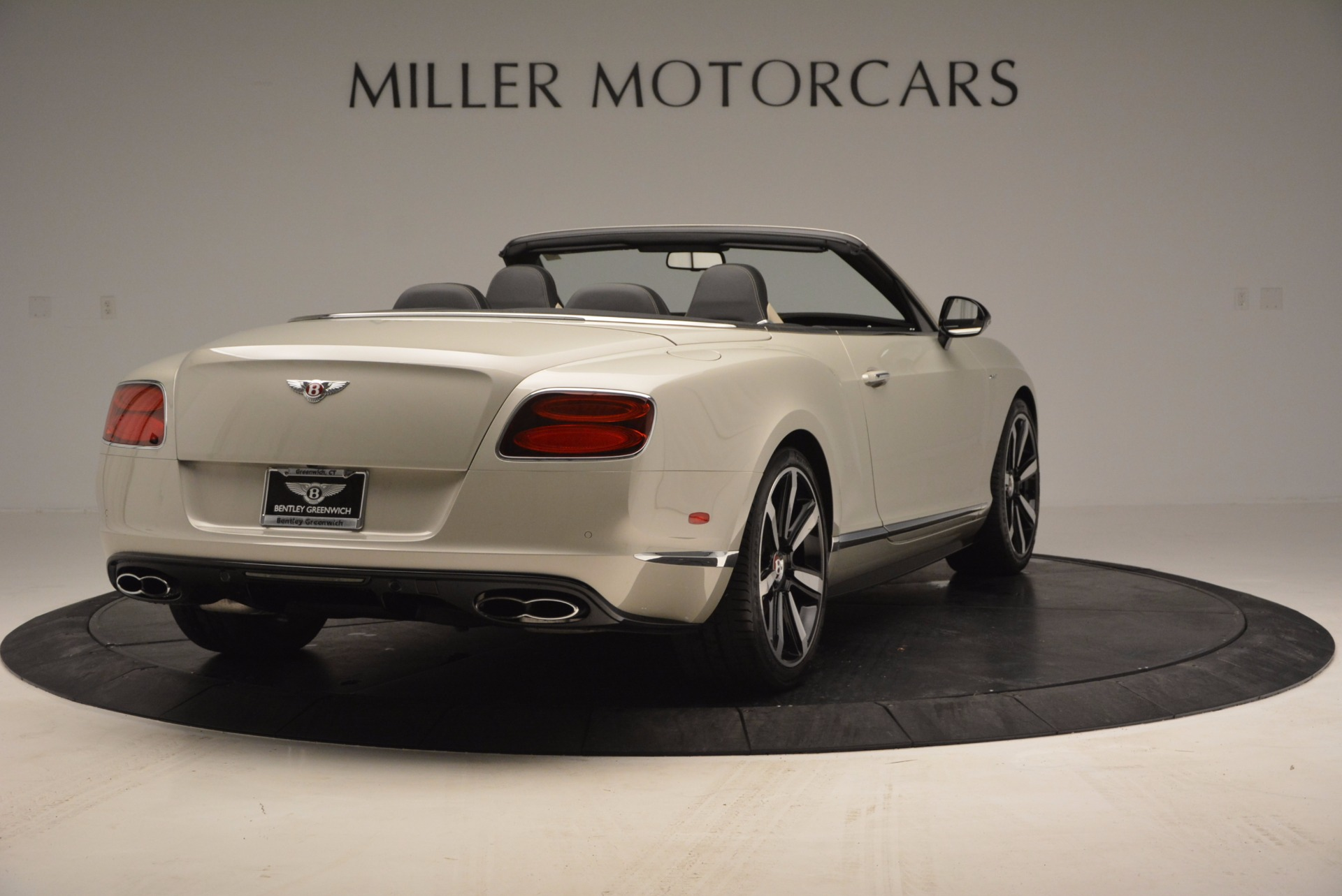 Used 2014 Bentley Continental GT V8 S For Sale In Westport, CT 774_p7
