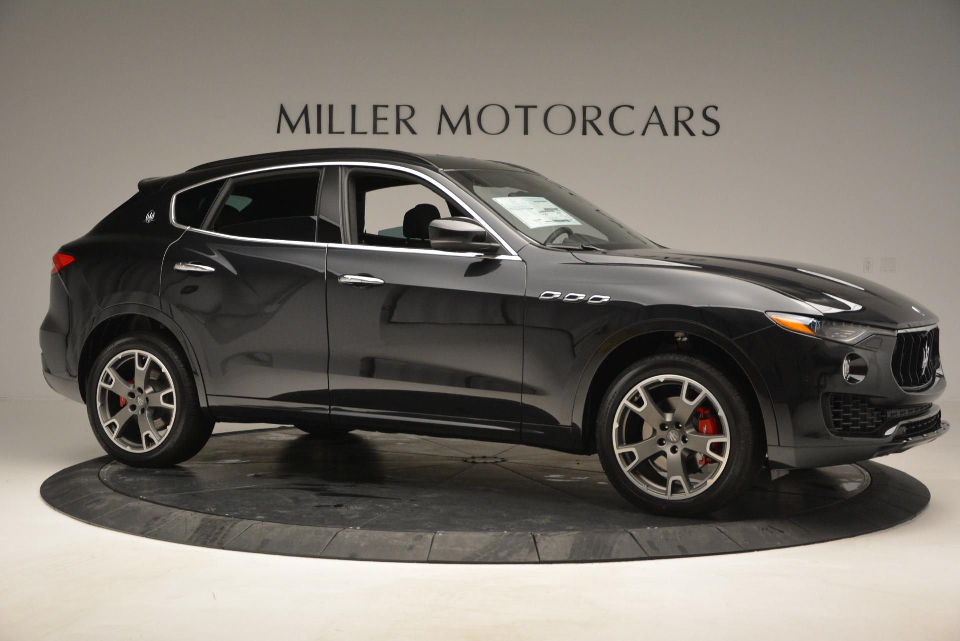New 2017 Maserati Levante  For Sale In Westport, CT 775_p10