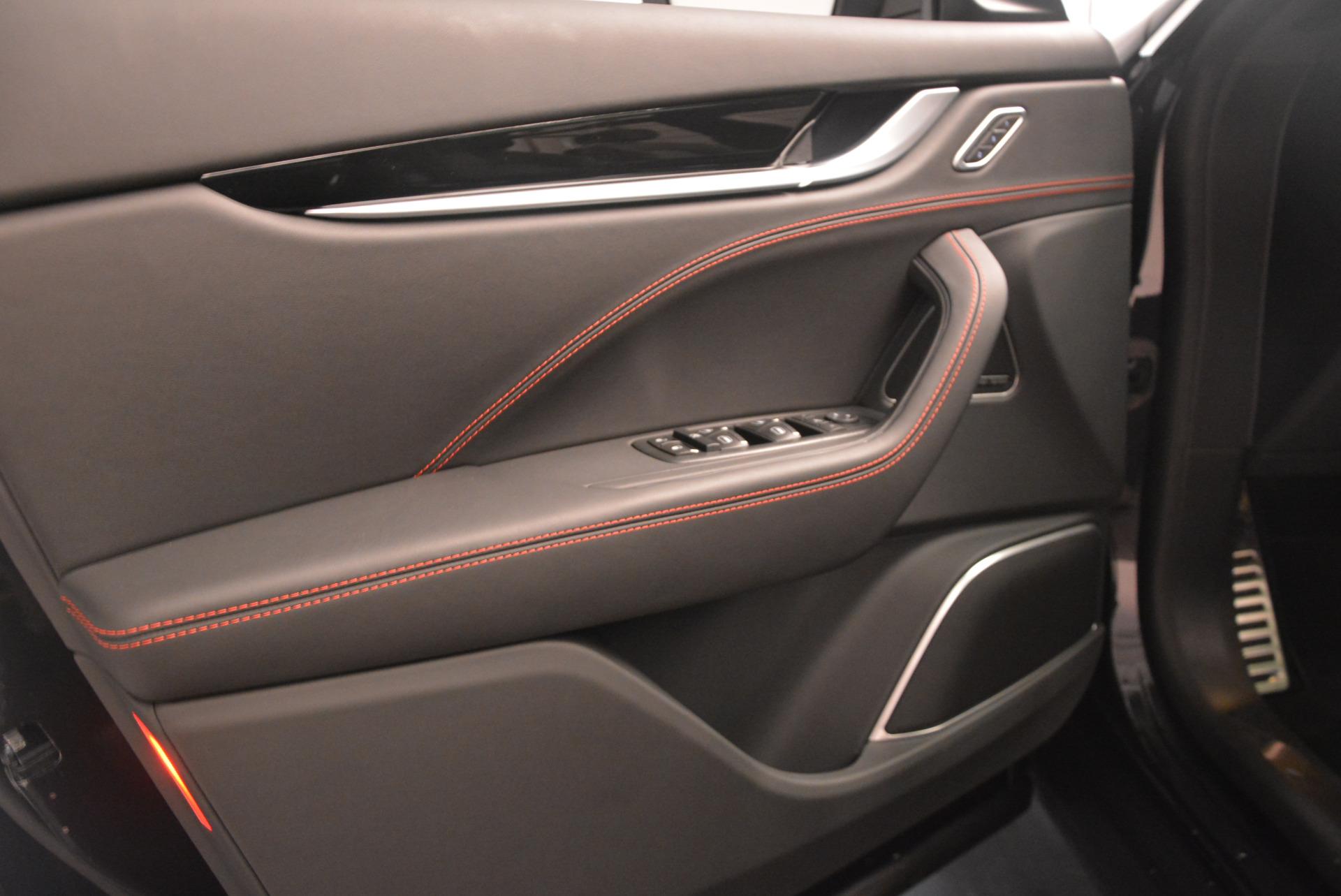 New 2017 Maserati Levante  For Sale In Westport, CT 775_p13