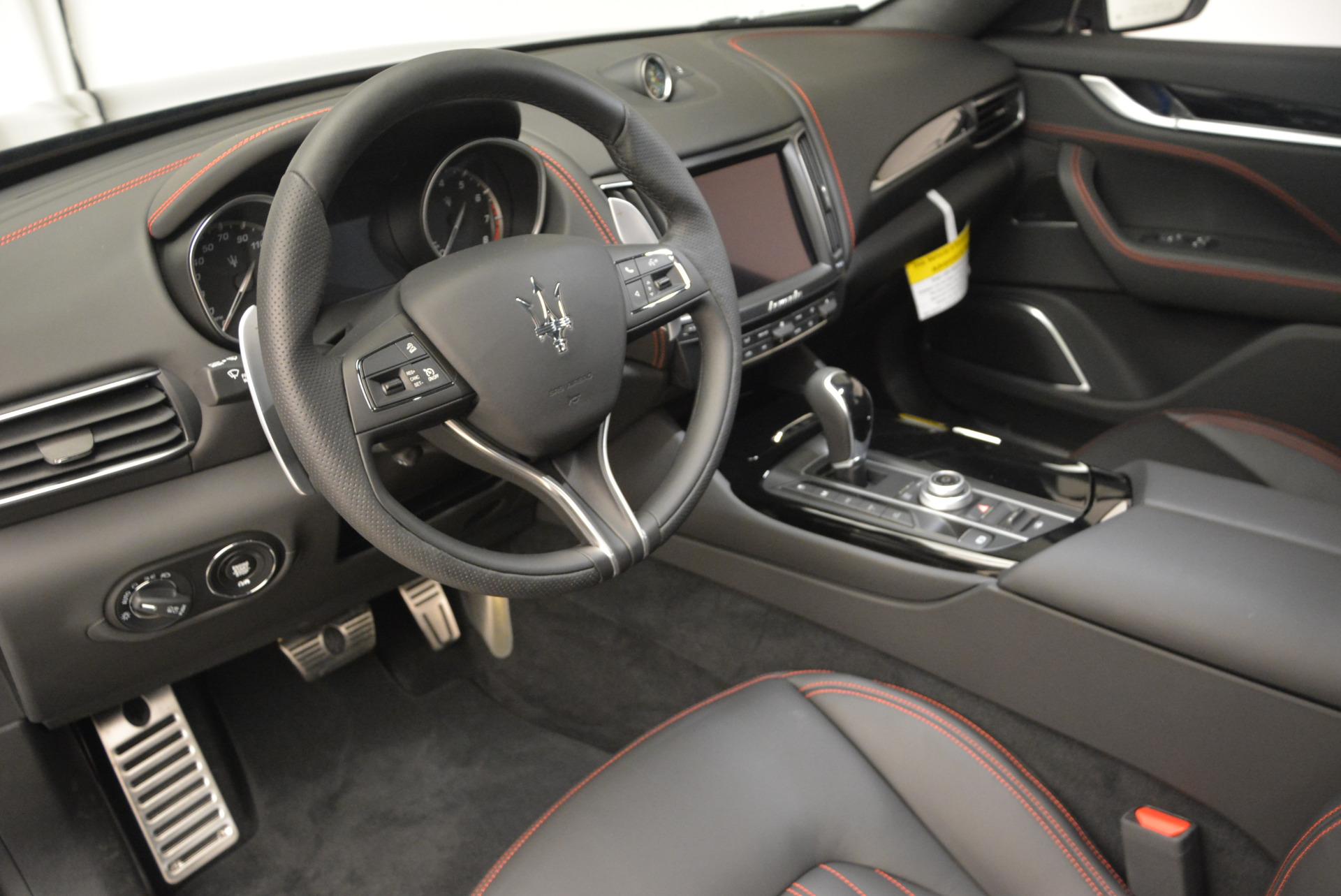 New 2017 Maserati Levante  For Sale In Westport, CT 775_p16