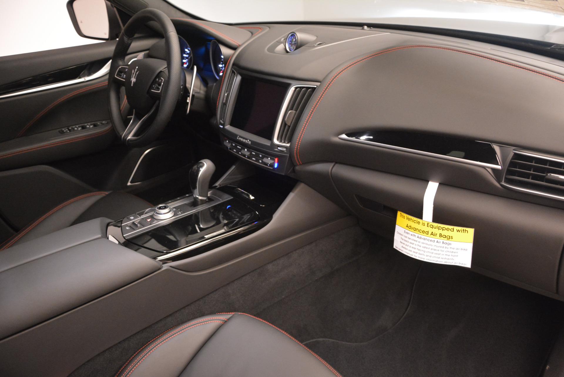 New 2017 Maserati Levante  For Sale In Westport, CT 775_p25