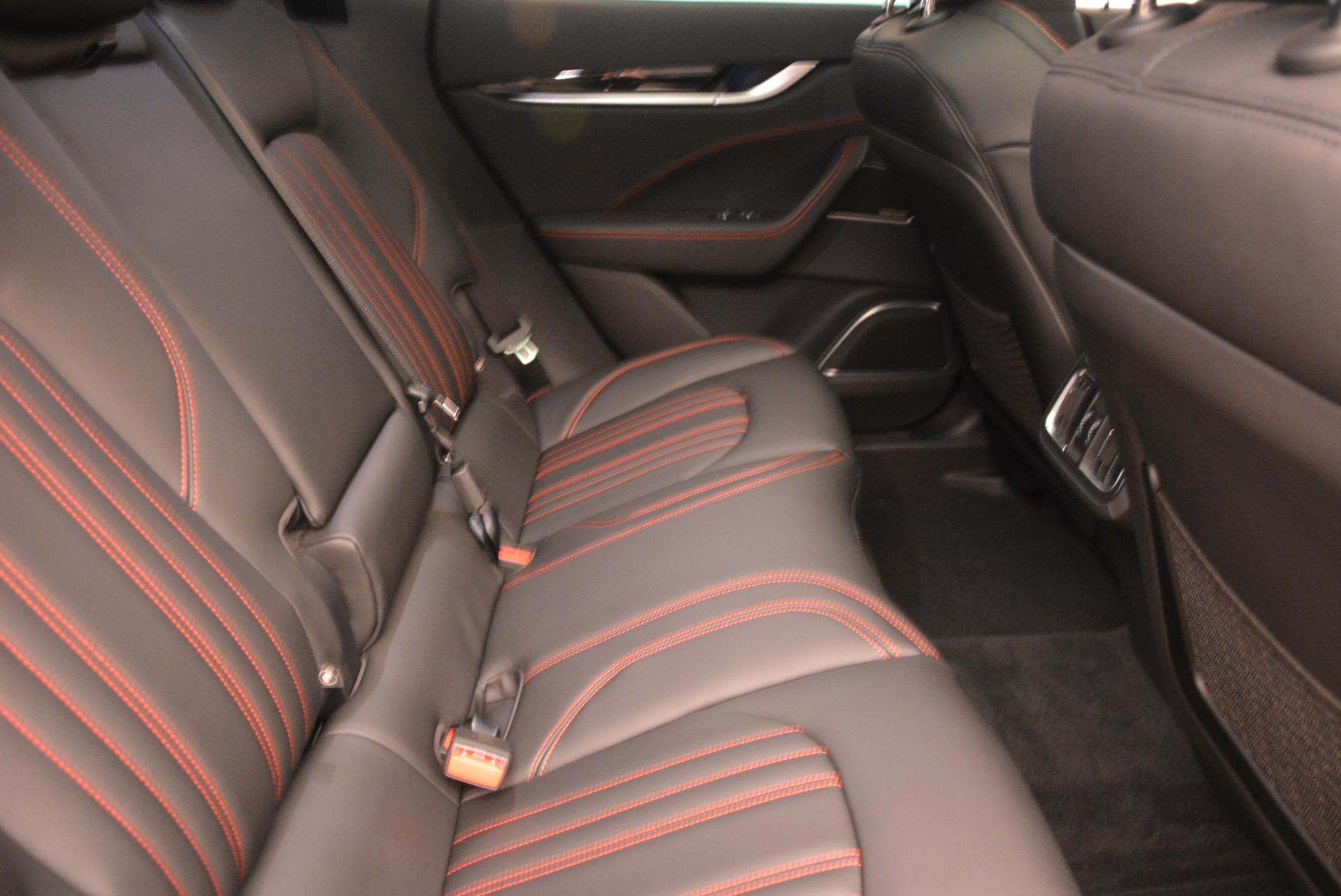 New 2017 Maserati Levante  For Sale In Westport, CT 775_p28