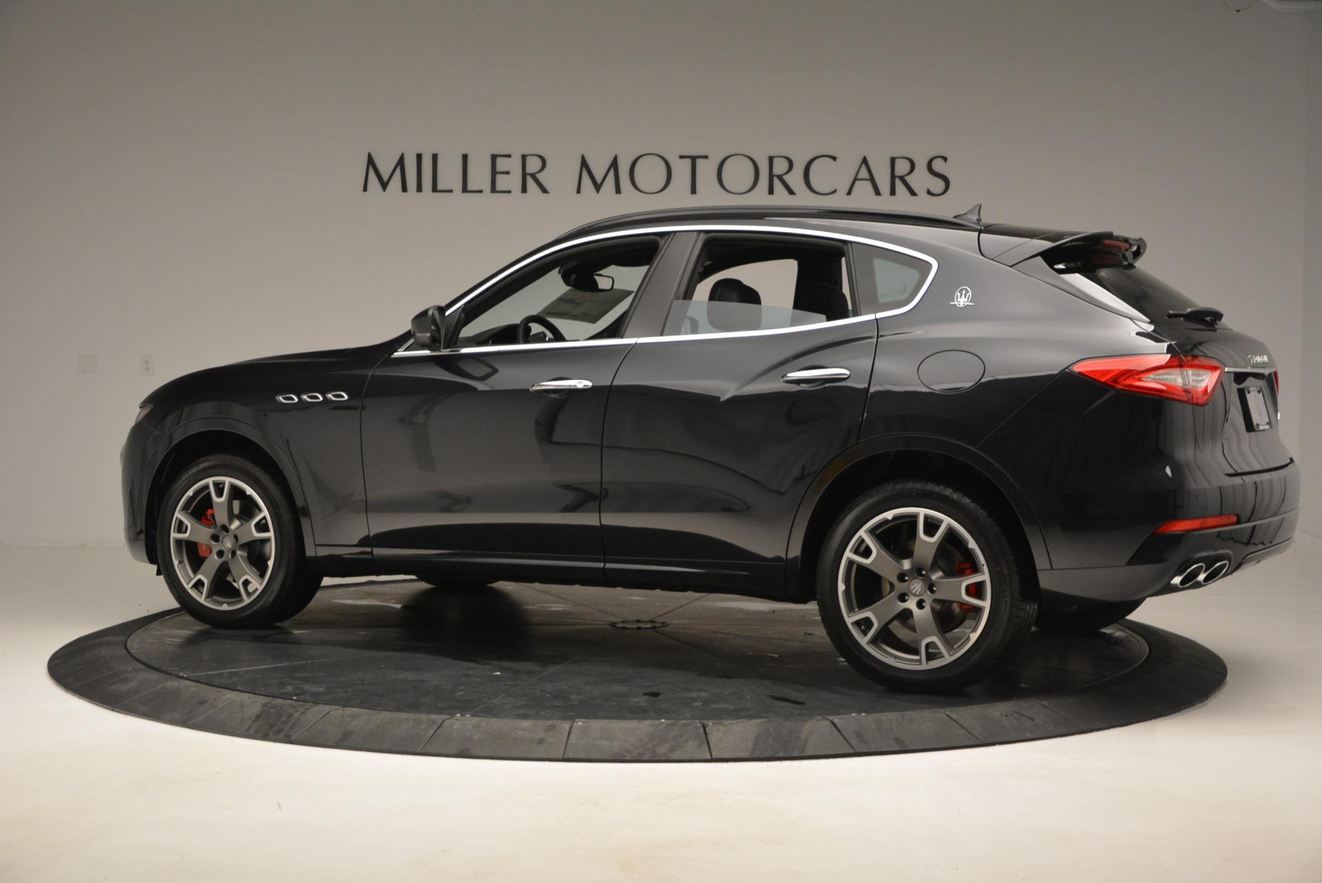 New 2017 Maserati Levante  For Sale In Westport, CT 775_p4