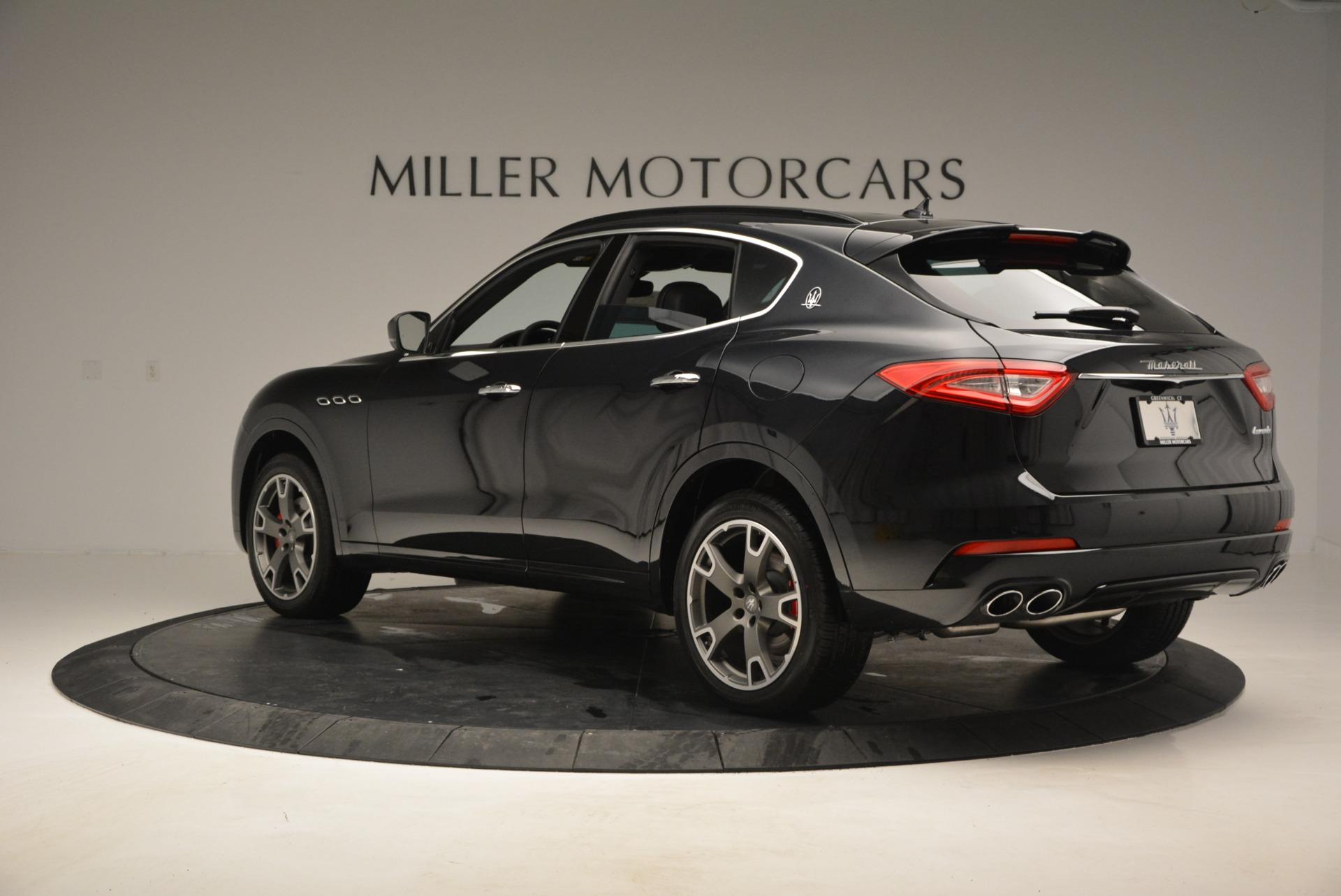 New 2017 Maserati Levante  For Sale In Westport, CT 775_p5