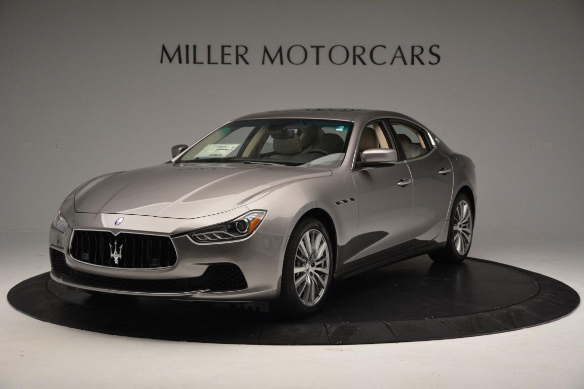 New 2017 Maserati Ghibli S Q4 For Sale In Westport, CT 779_main