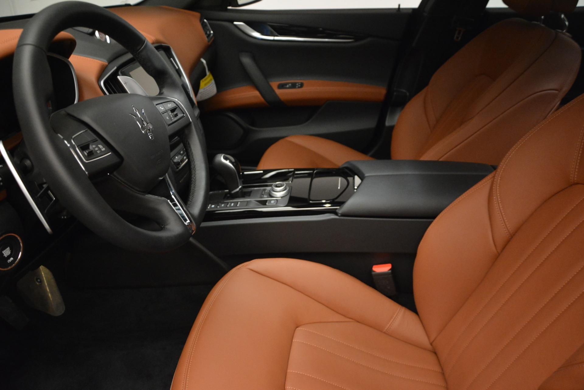 New 2017 Maserati Ghibli S Q4 For Sale In Westport, CT 779_p14