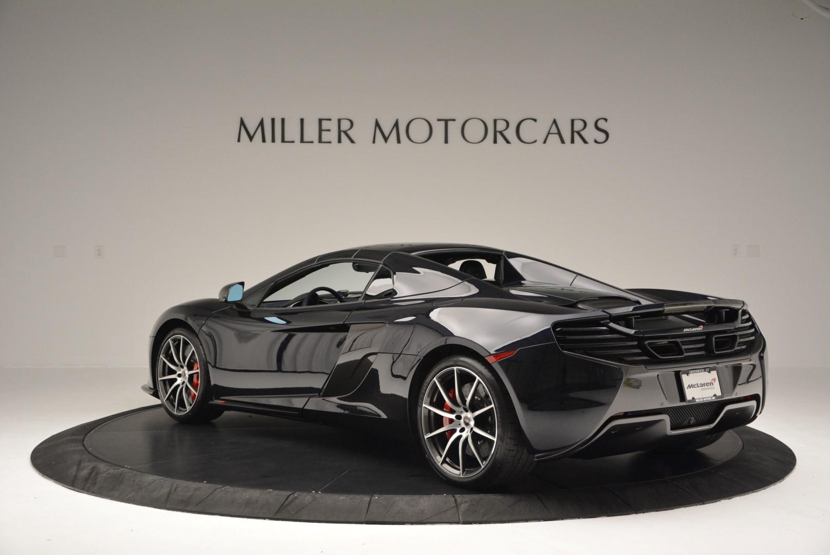 New 2016 McLaren 650S Spider  For Sale In Westport, CT 78_p17