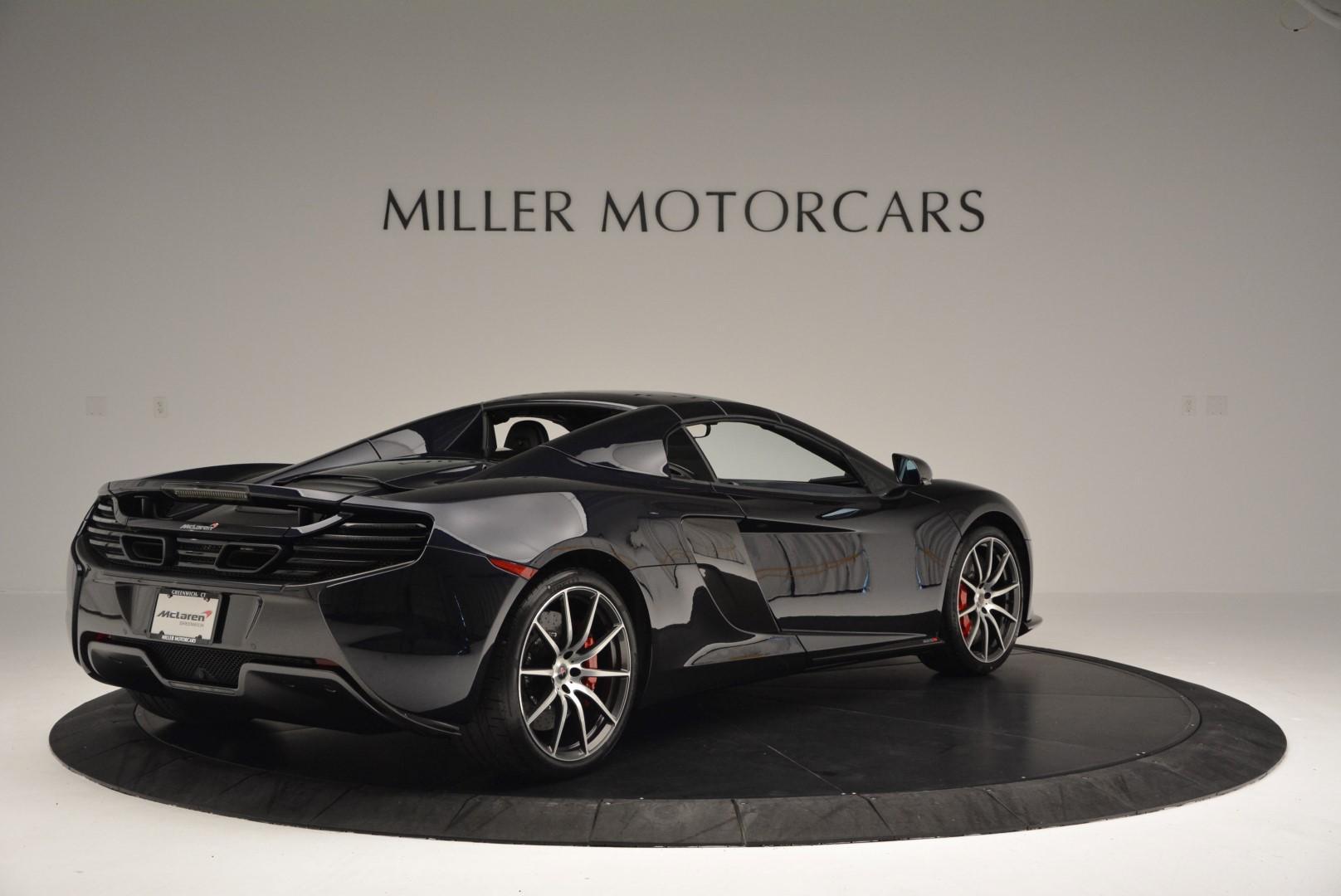 New 2016 McLaren 650S Spider  For Sale In Westport, CT 78_p19