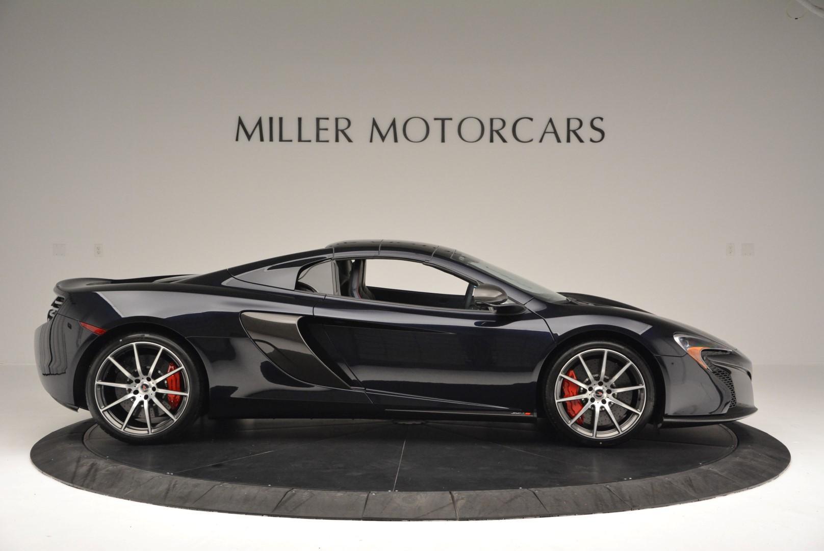 New 2016 McLaren 650S Spider  For Sale In Westport, CT 78_p20