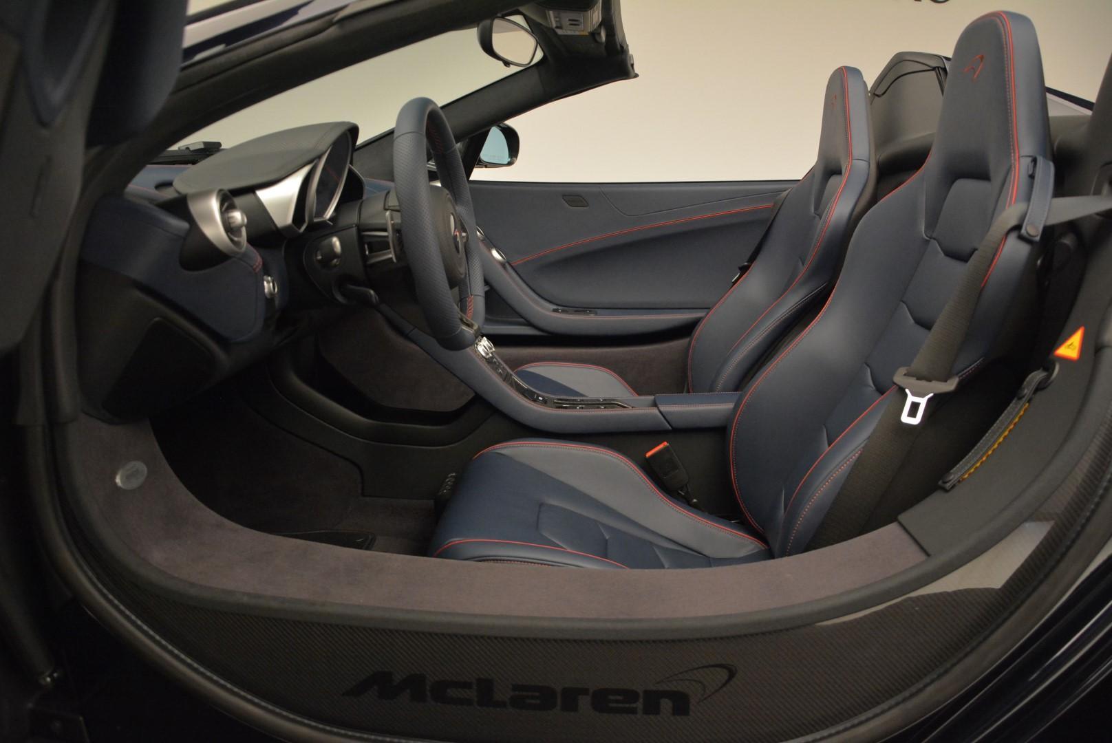New 2016 McLaren 650S Spider  For Sale In Westport, CT 78_p23