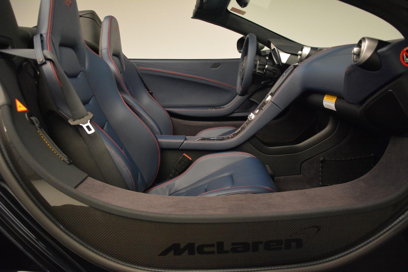 New 2016 McLaren 650S Spider  For Sale In Westport, CT 78_p27