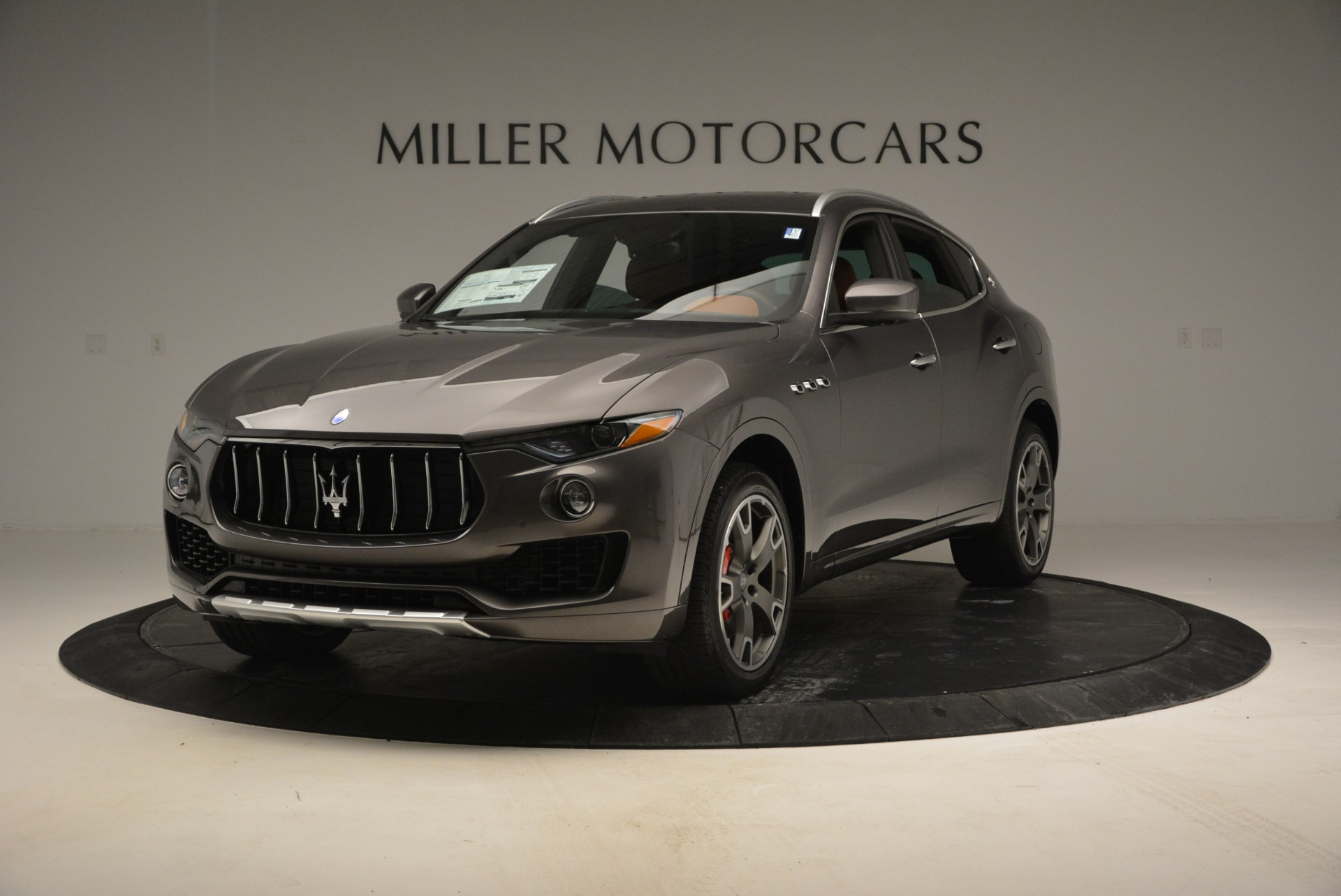 New 2017 Maserati Levante S For Sale In Westport, CT 781_main