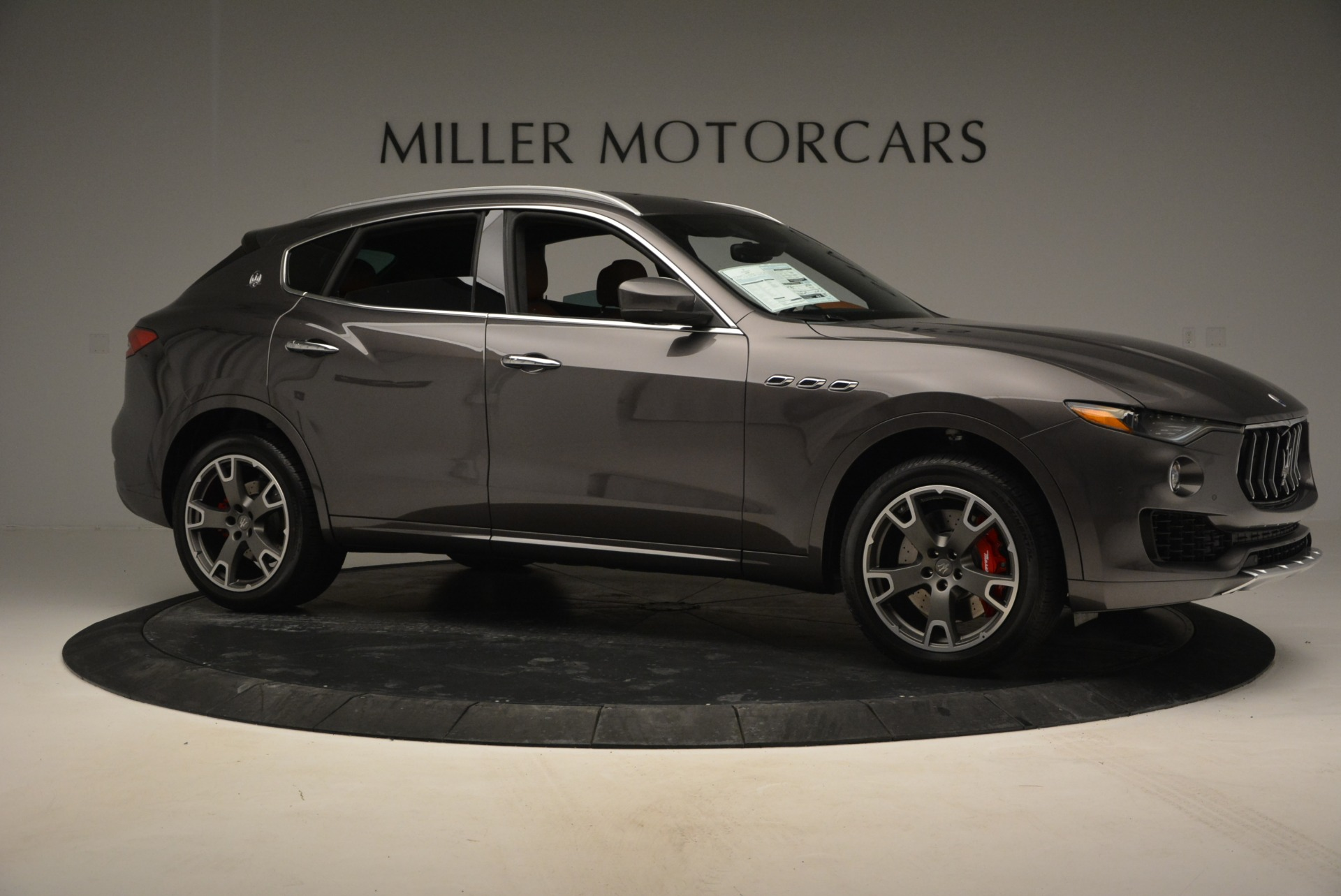 New 2017 Maserati Levante S For Sale In Westport, CT 781_p10