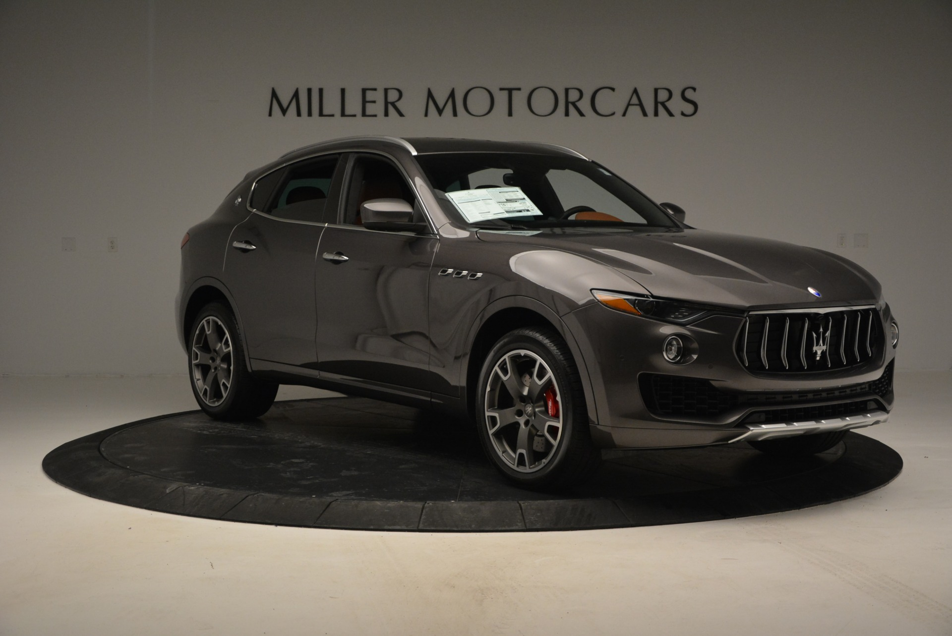 New 2017 Maserati Levante S For Sale In Westport, CT 781_p11