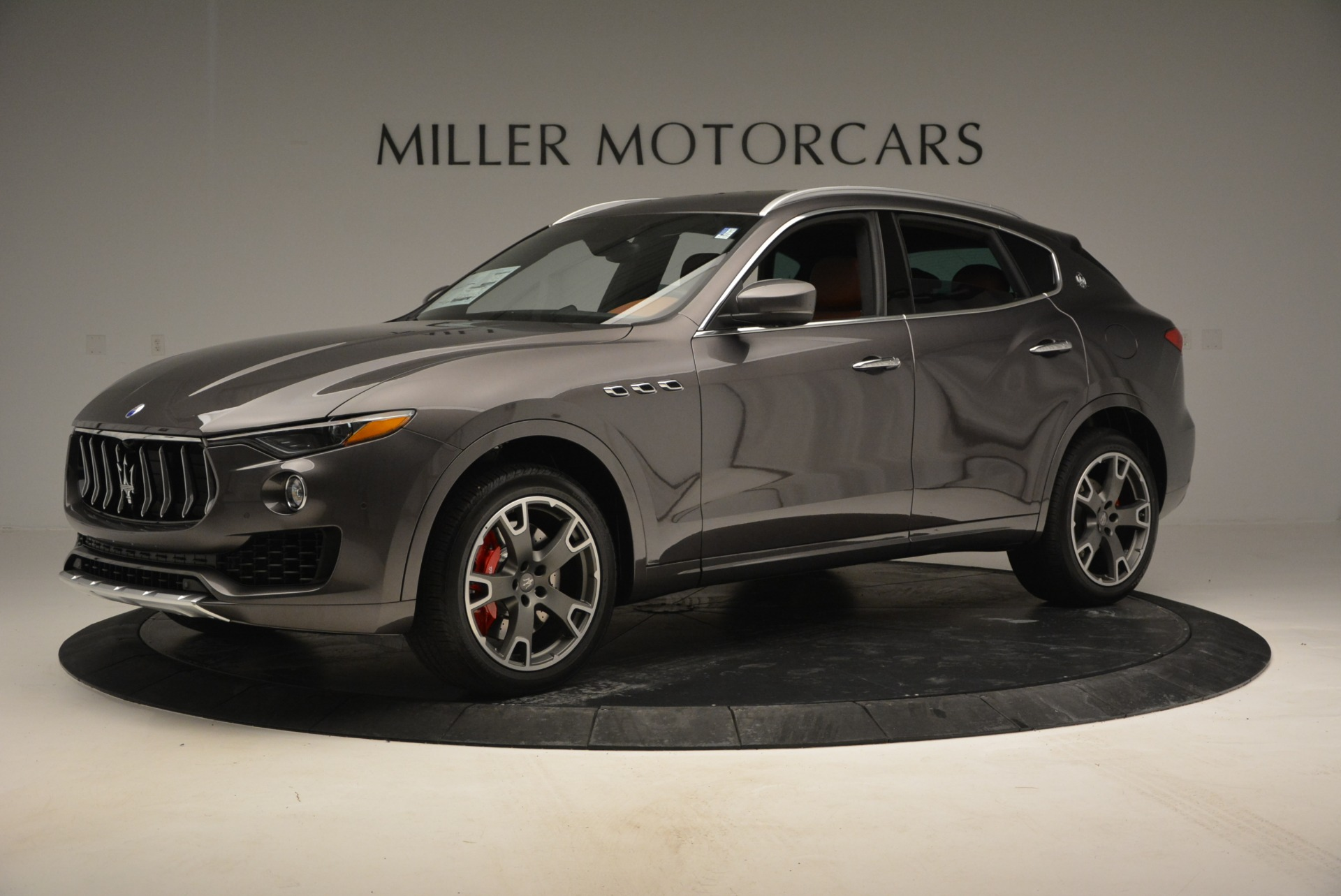 New 2017 Maserati Levante S For Sale In Westport, CT 781_p2