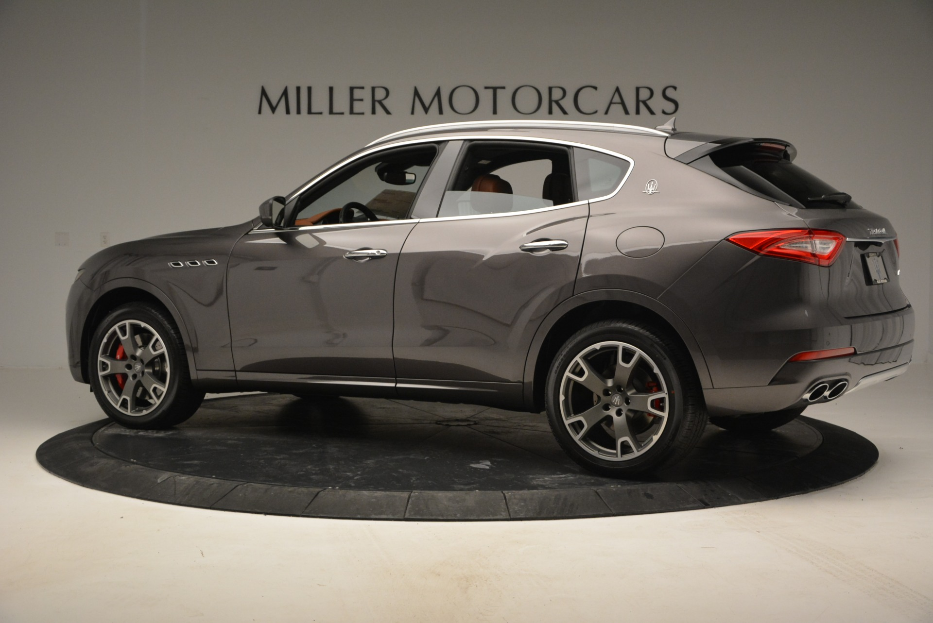 New 2017 Maserati Levante S For Sale In Westport, CT 781_p4