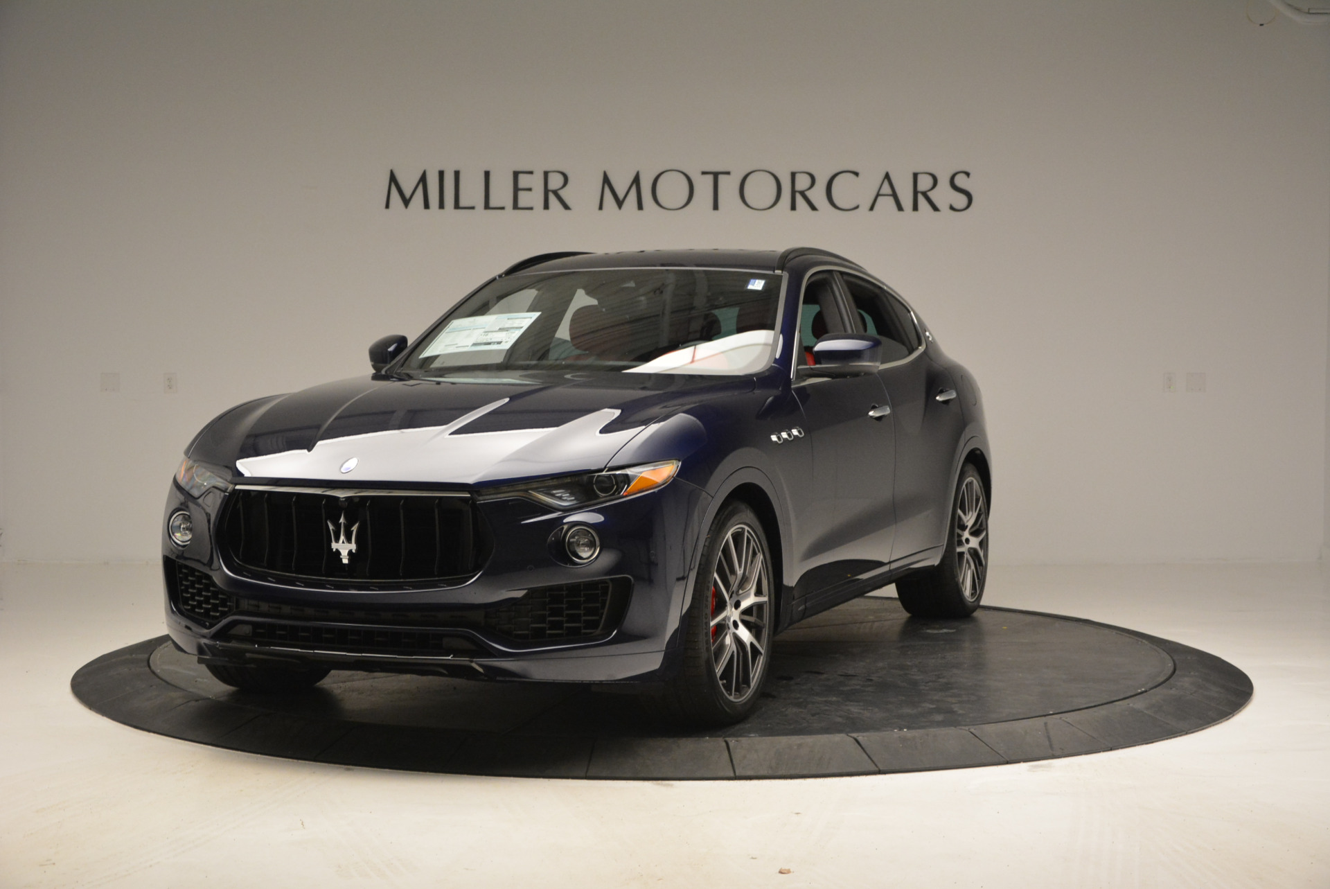 New 2017 Maserati Levante S For Sale In Westport, CT 782_main