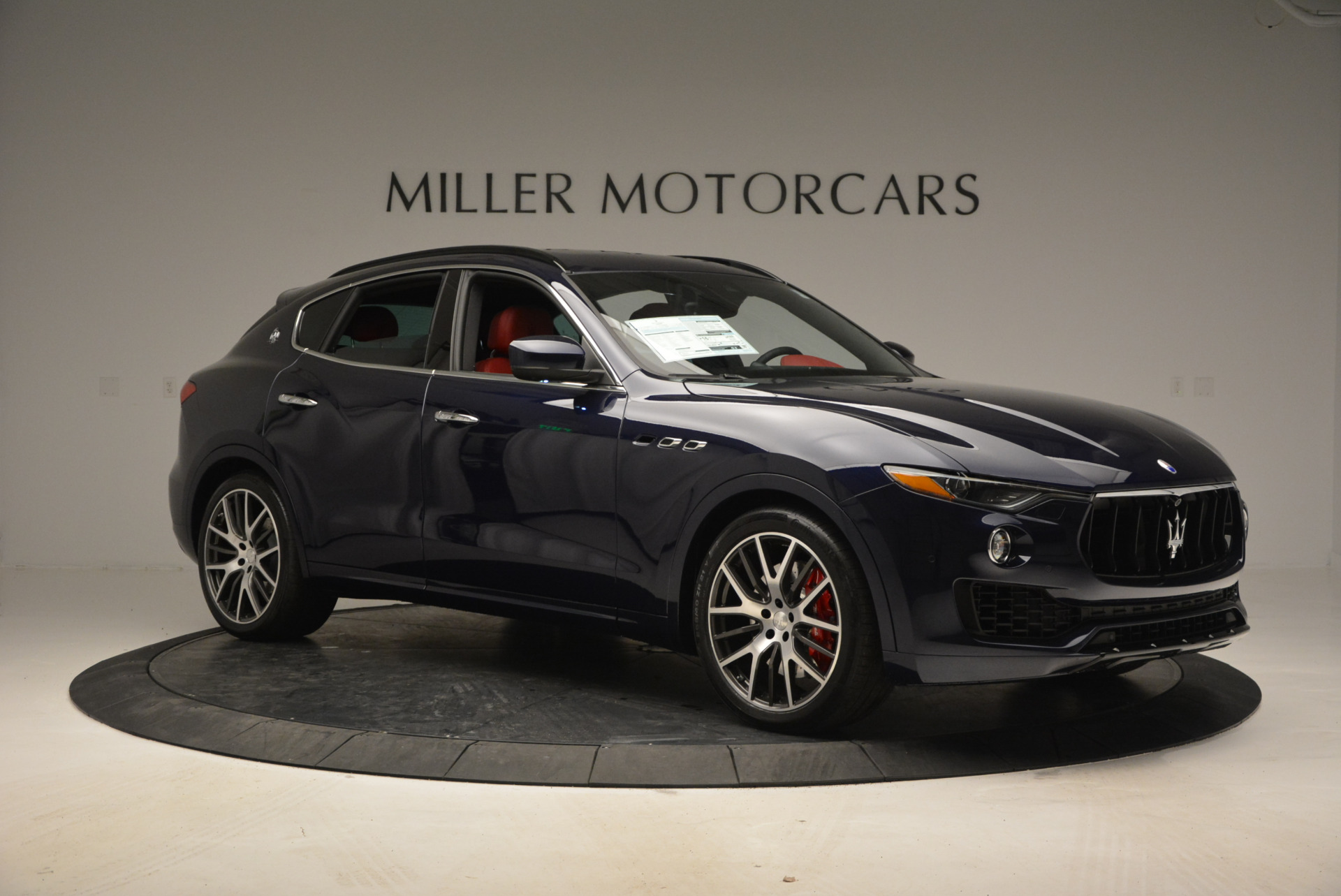 New 2017 Maserati Levante S For Sale In Westport, CT 782_p10
