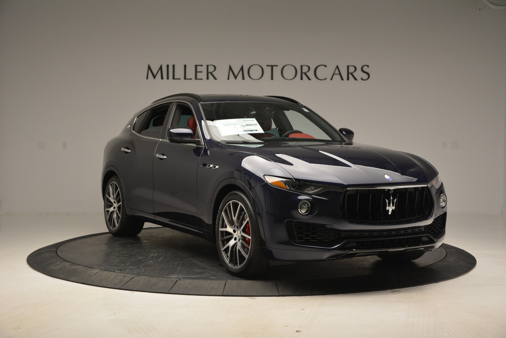 New 2017 Maserati Levante S For Sale In Westport, CT 782_p11