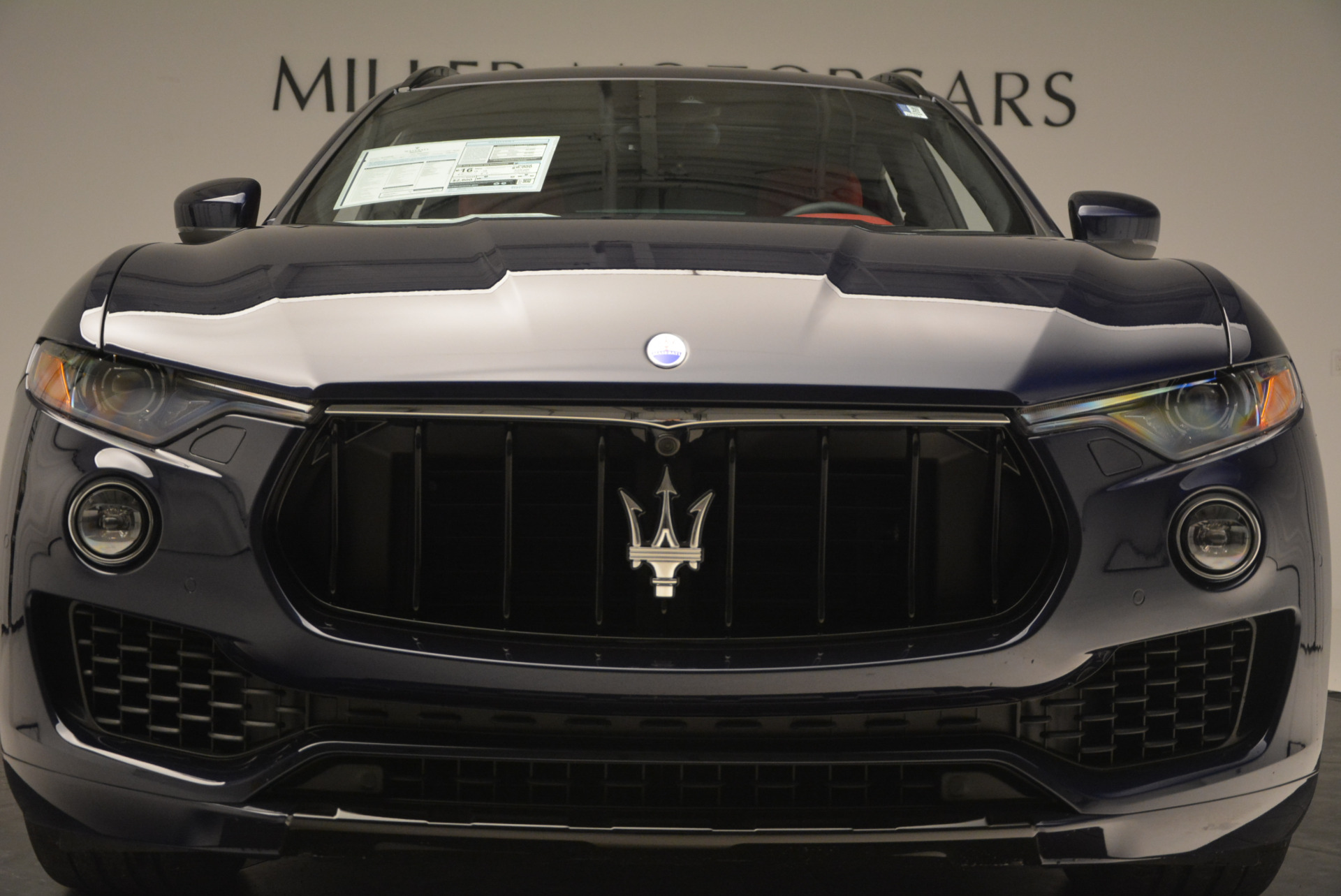 New 2017 Maserati Levante S For Sale In Westport, CT 782_p13