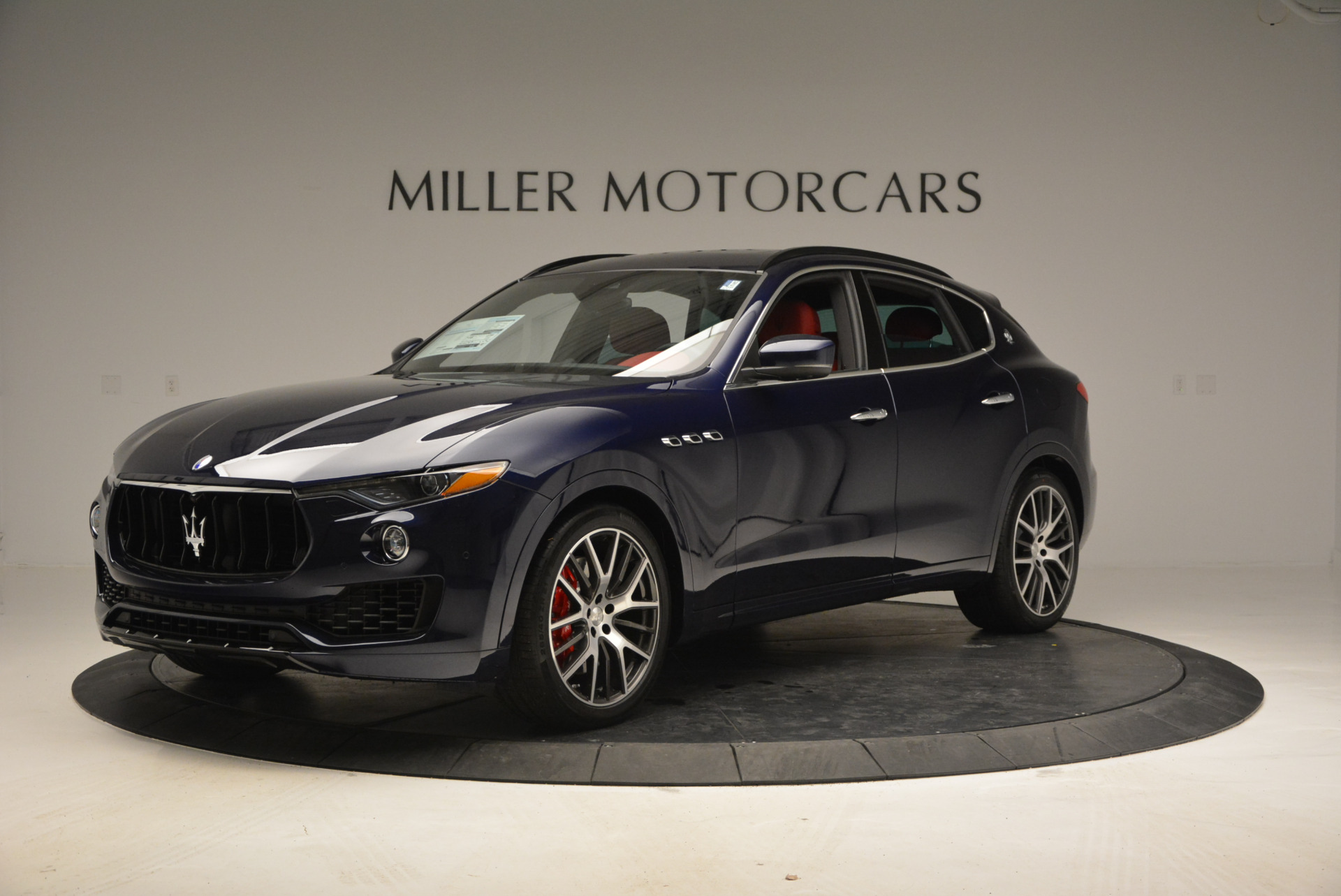 New 2017 Maserati Levante S For Sale In Westport, CT 782_p2