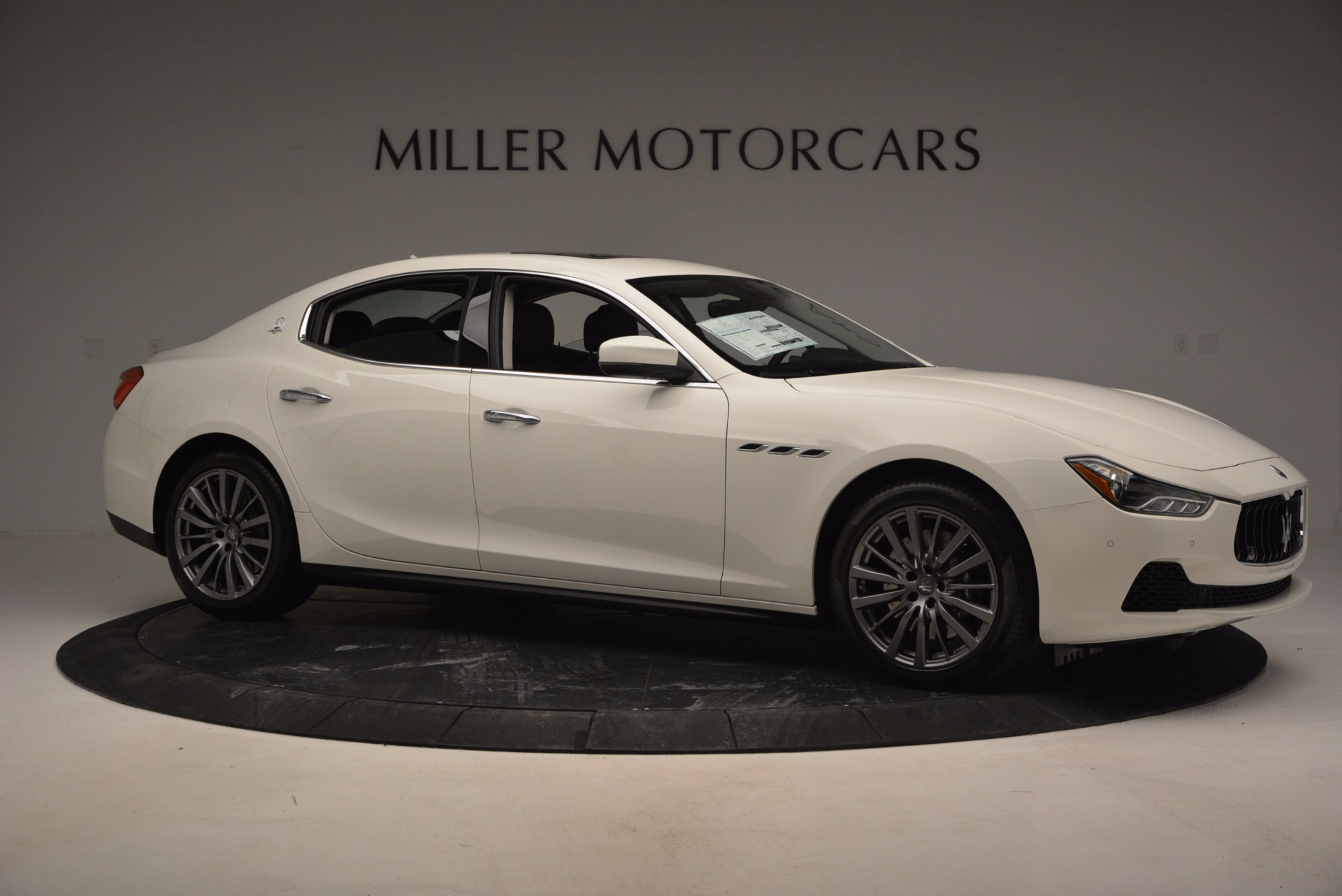 Used 2017 Maserati Ghibli S Q4 Ex-Loaner For Sale In Westport, CT 783_p10