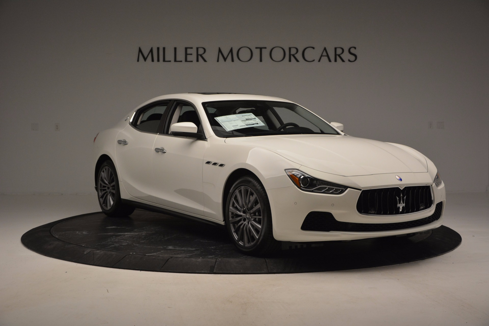 Used 2017 Maserati Ghibli S Q4 Ex-Loaner For Sale In Westport, CT 783_p11