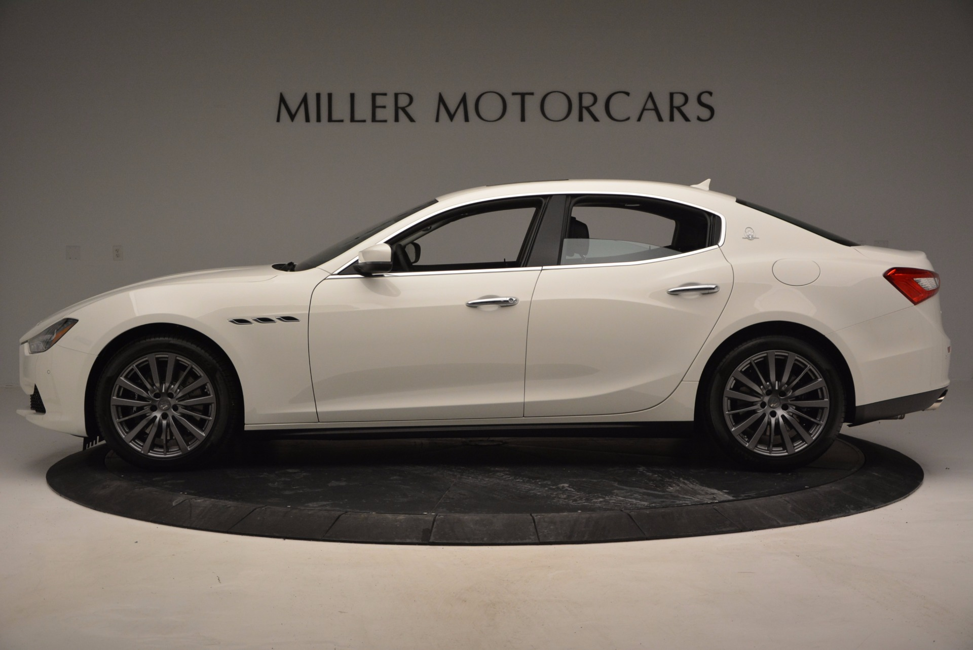 Used 2017 Maserati Ghibli S Q4 Ex-Loaner For Sale In Westport, CT 783_p3