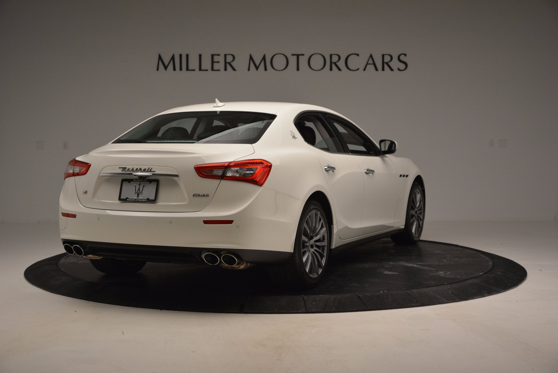 Used 2017 Maserati Ghibli S Q4 Ex-Loaner For Sale In Westport, CT 783_p7