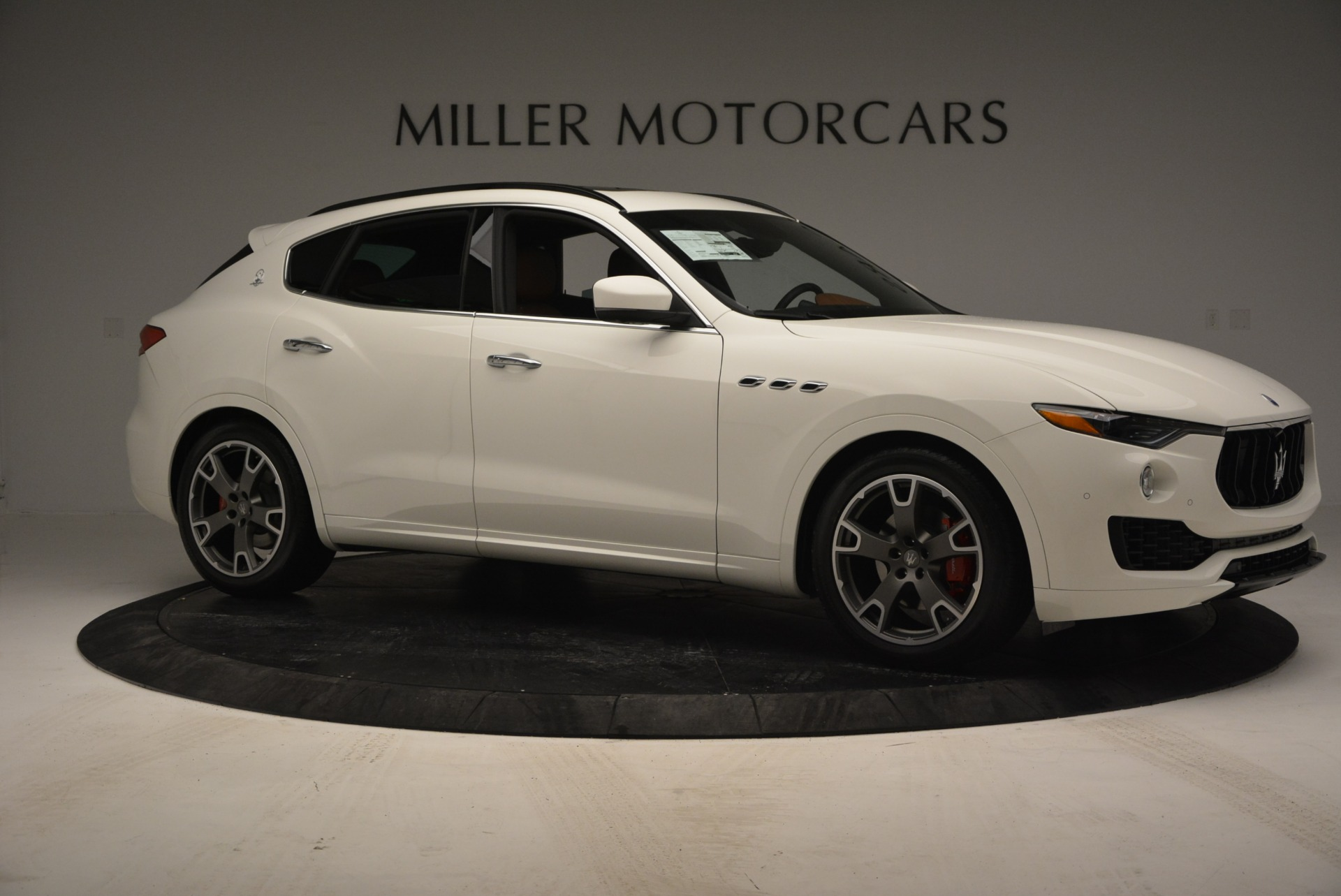 New 2017 Maserati Levante  For Sale In Westport, CT 785_p10