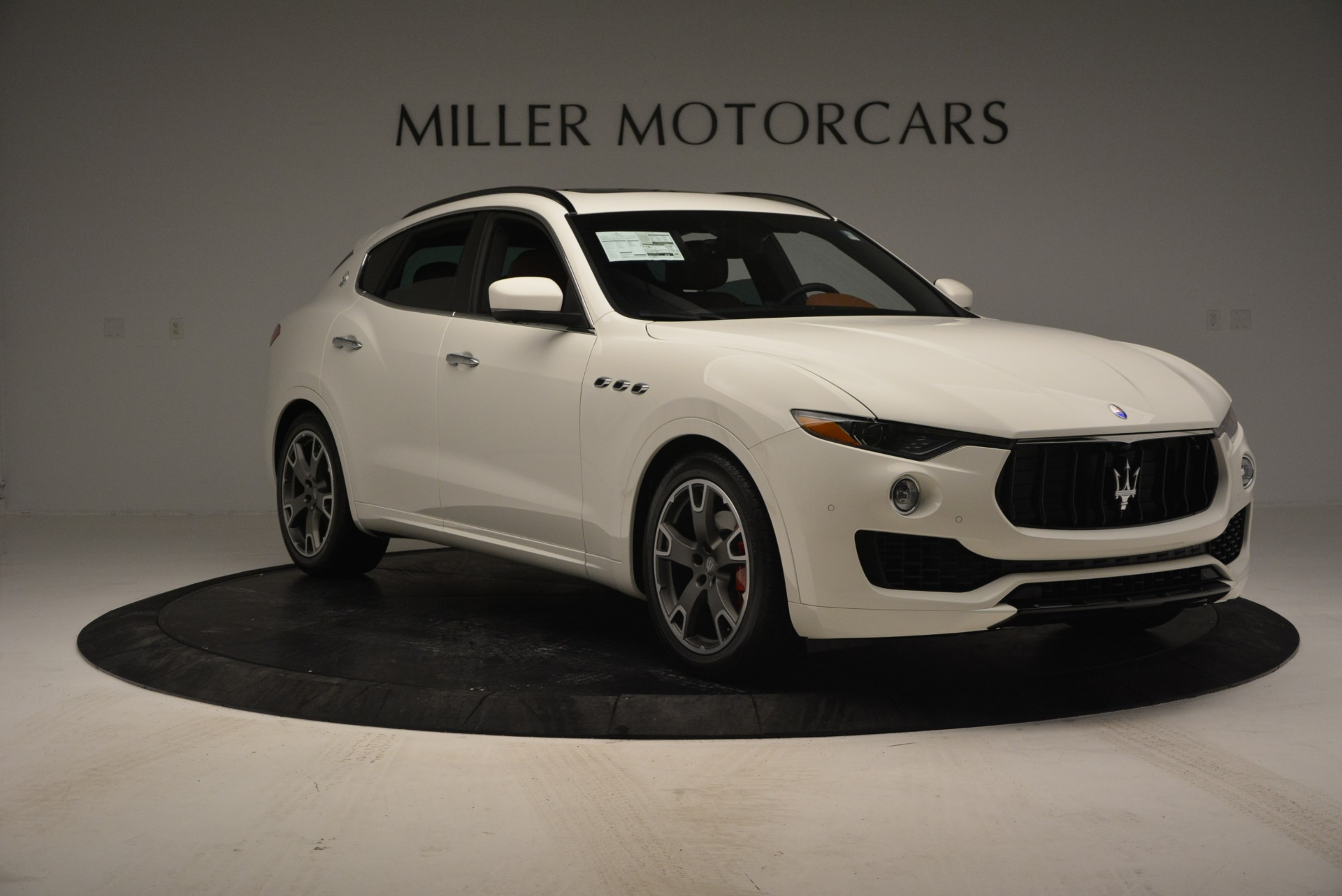 New 2017 Maserati Levante  For Sale In Westport, CT 785_p11