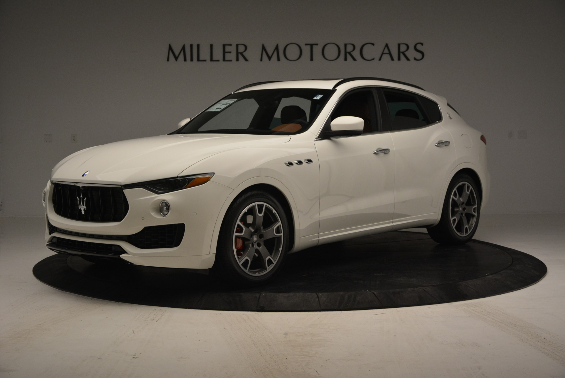 New 2017 Maserati Levante  For Sale In Westport, CT 785_p2