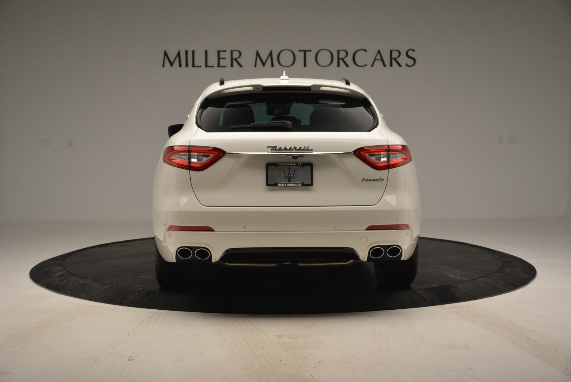 New 2017 Maserati Levante  For Sale In Westport, CT 785_p6