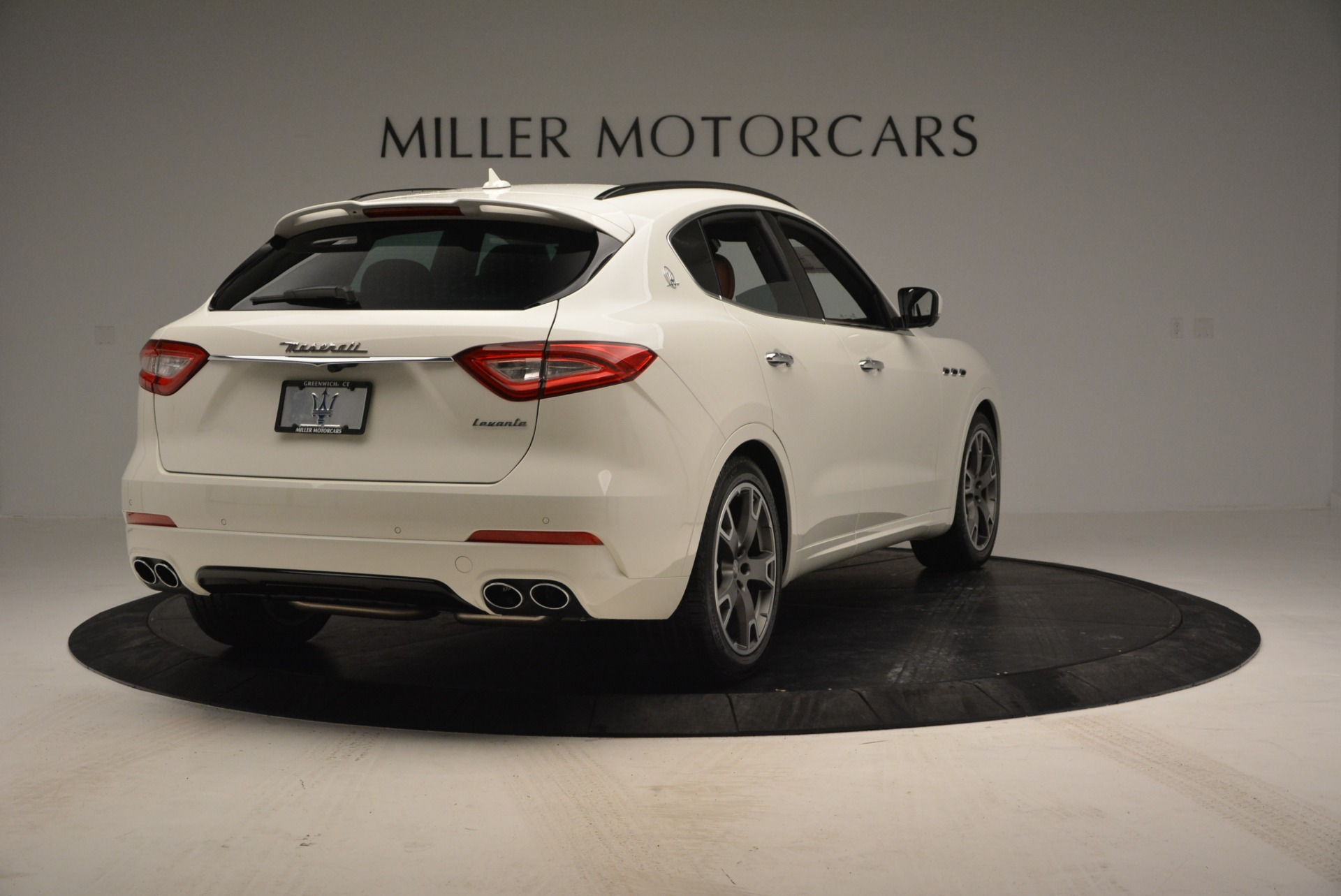 New 2017 Maserati Levante  For Sale In Westport, CT 785_p7