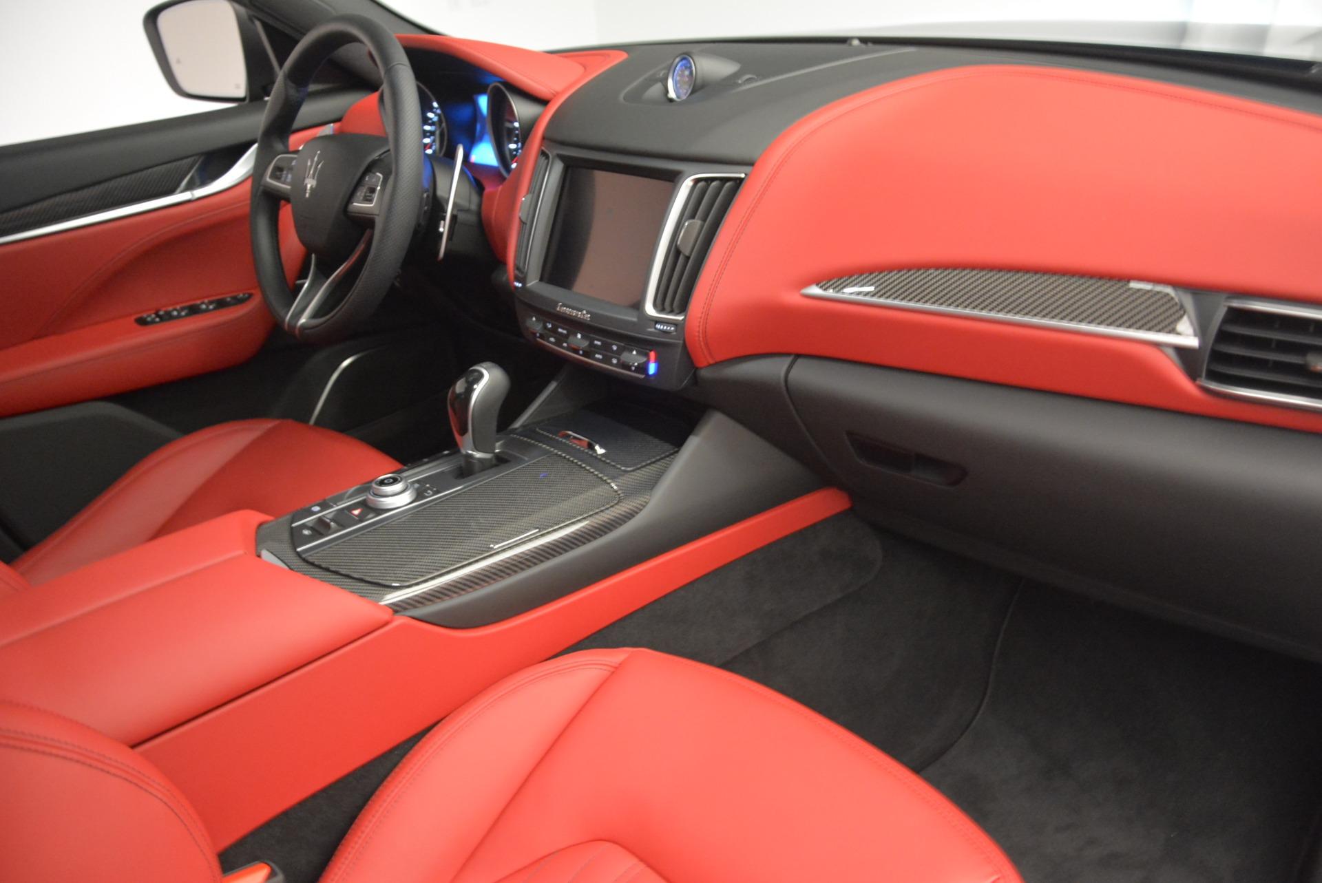 New 2017 Maserati Levante S For Sale In Westport, CT 787_p21