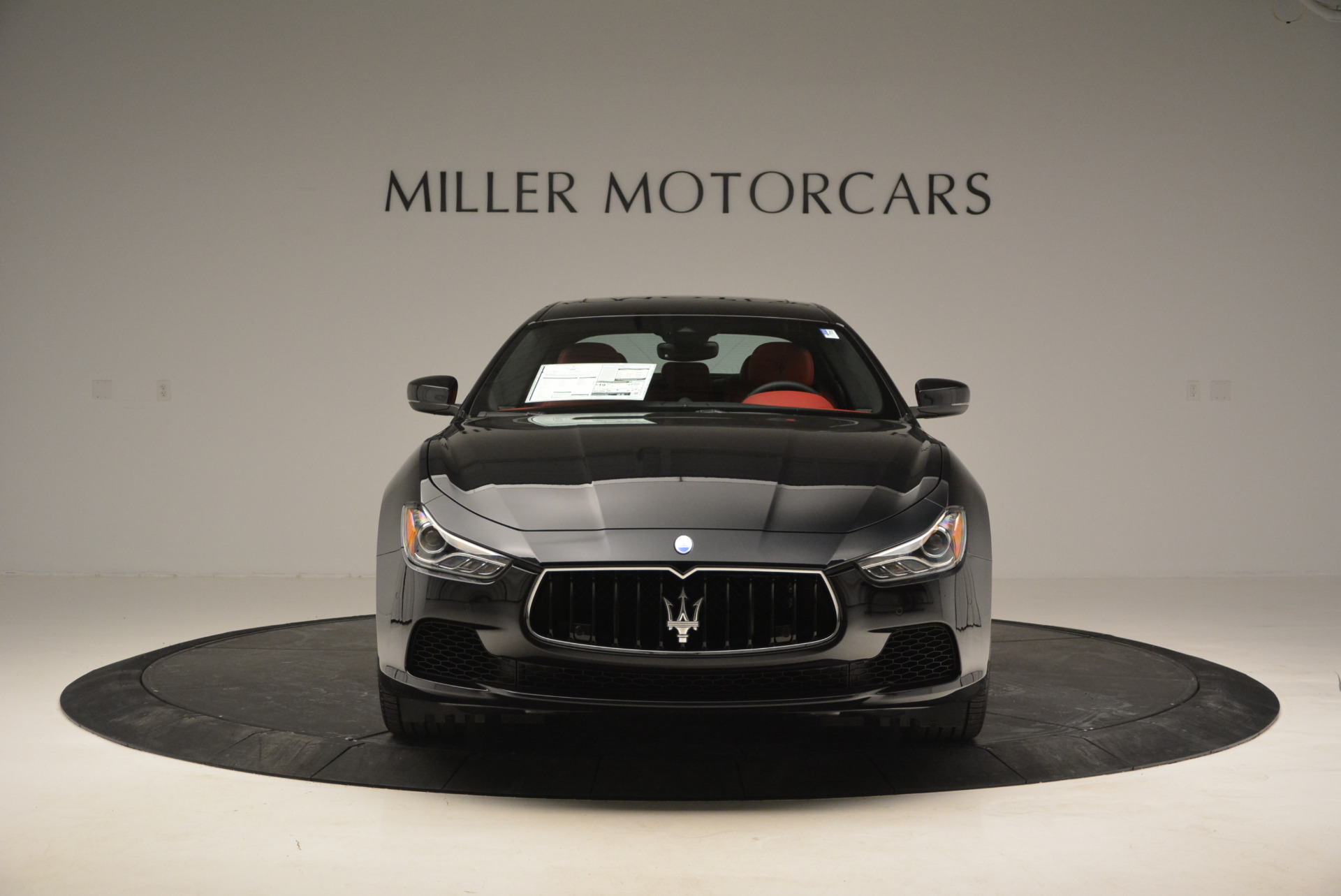 New 2017 Maserati Ghibli S Q4 For Sale In Westport, CT 789_p12