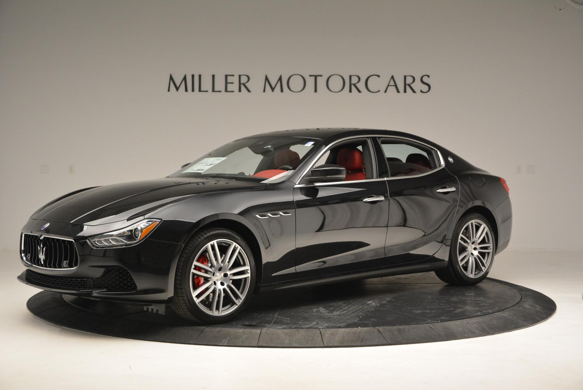 New 2017 Maserati Ghibli S Q4 For Sale In Westport, CT 789_p2