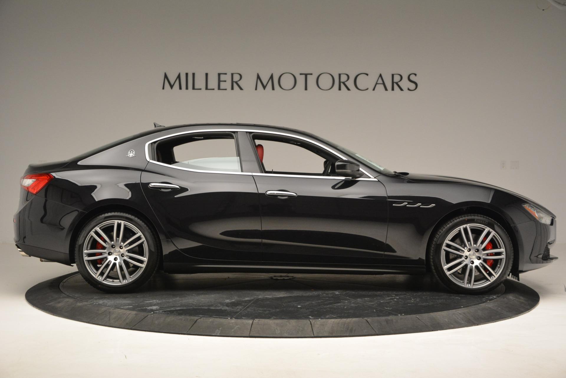 New 2017 Maserati Ghibli S Q4 For Sale In Westport, CT 789_p9