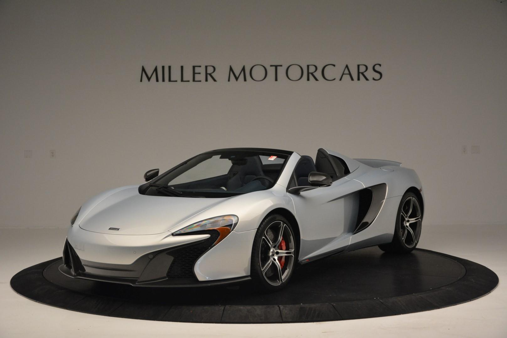 New 2016 McLaren 650S Spider  For Sale In Westport, CT 79_main