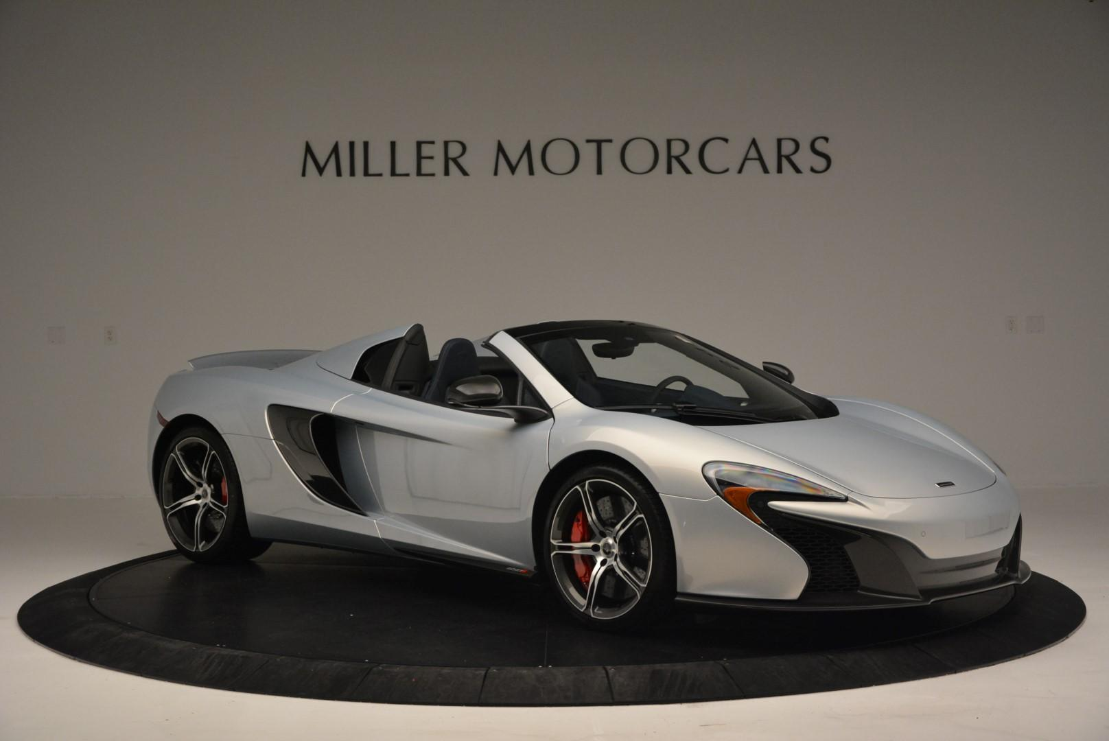New 2016 McLaren 650S Spider  For Sale In Westport, CT 79_p10