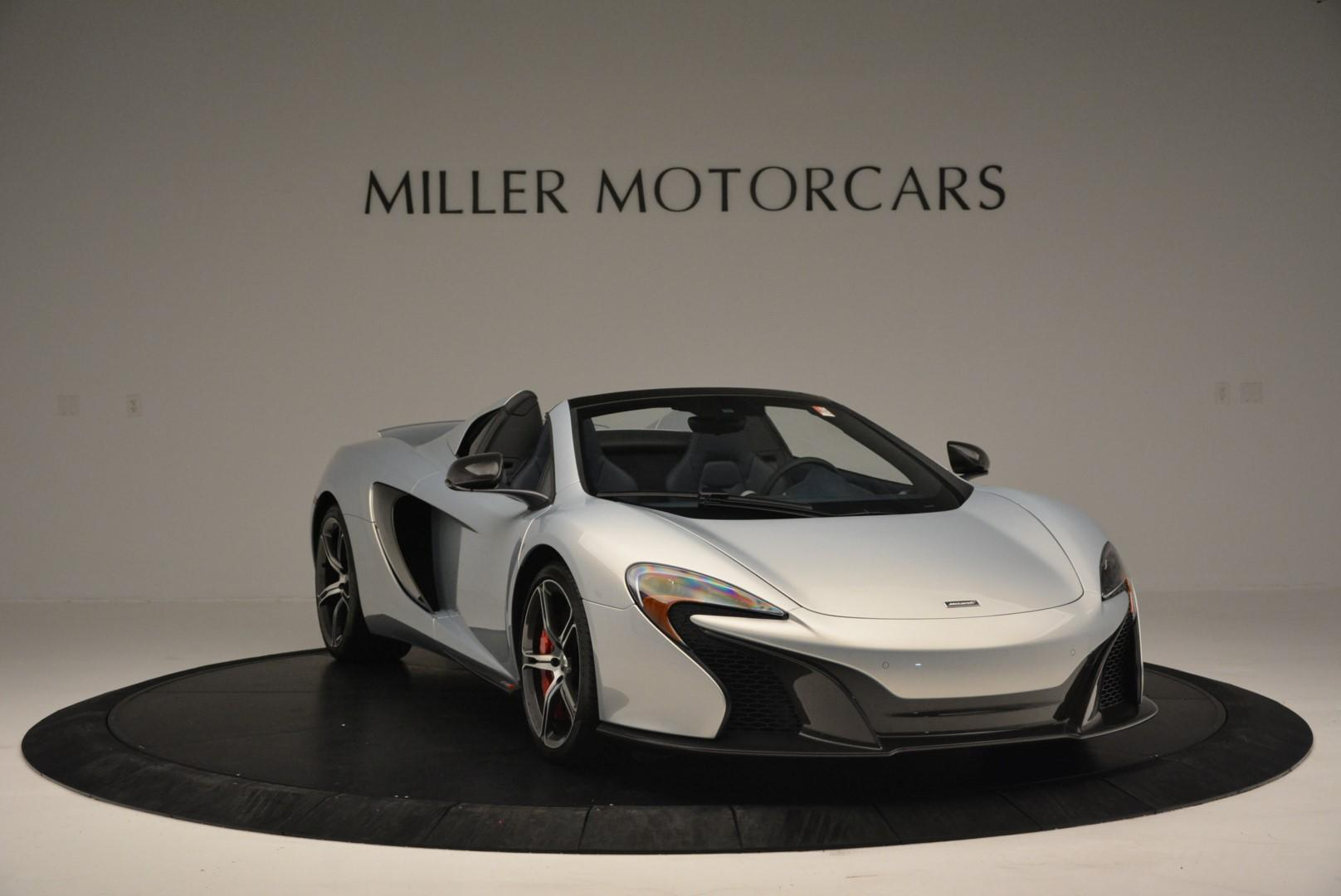 New 2016 McLaren 650S Spider  For Sale In Westport, CT 79_p11