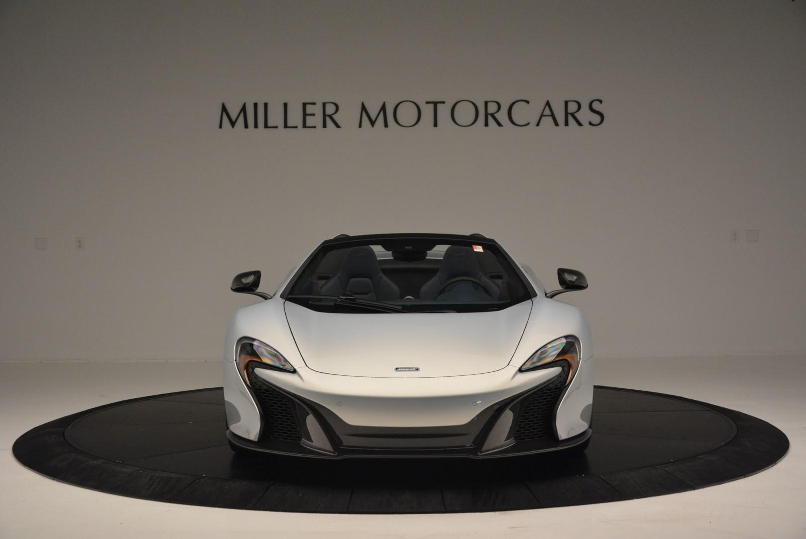 New 2016 McLaren 650S Spider  For Sale In Westport, CT 79_p12