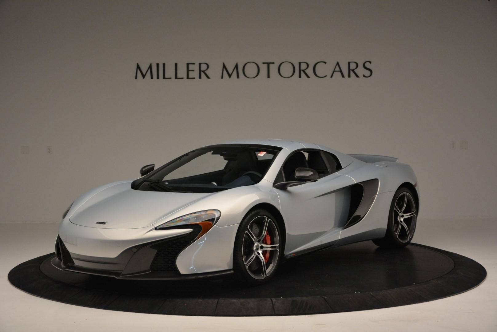 New 2016 McLaren 650S Spider  For Sale In Westport, CT 79_p13